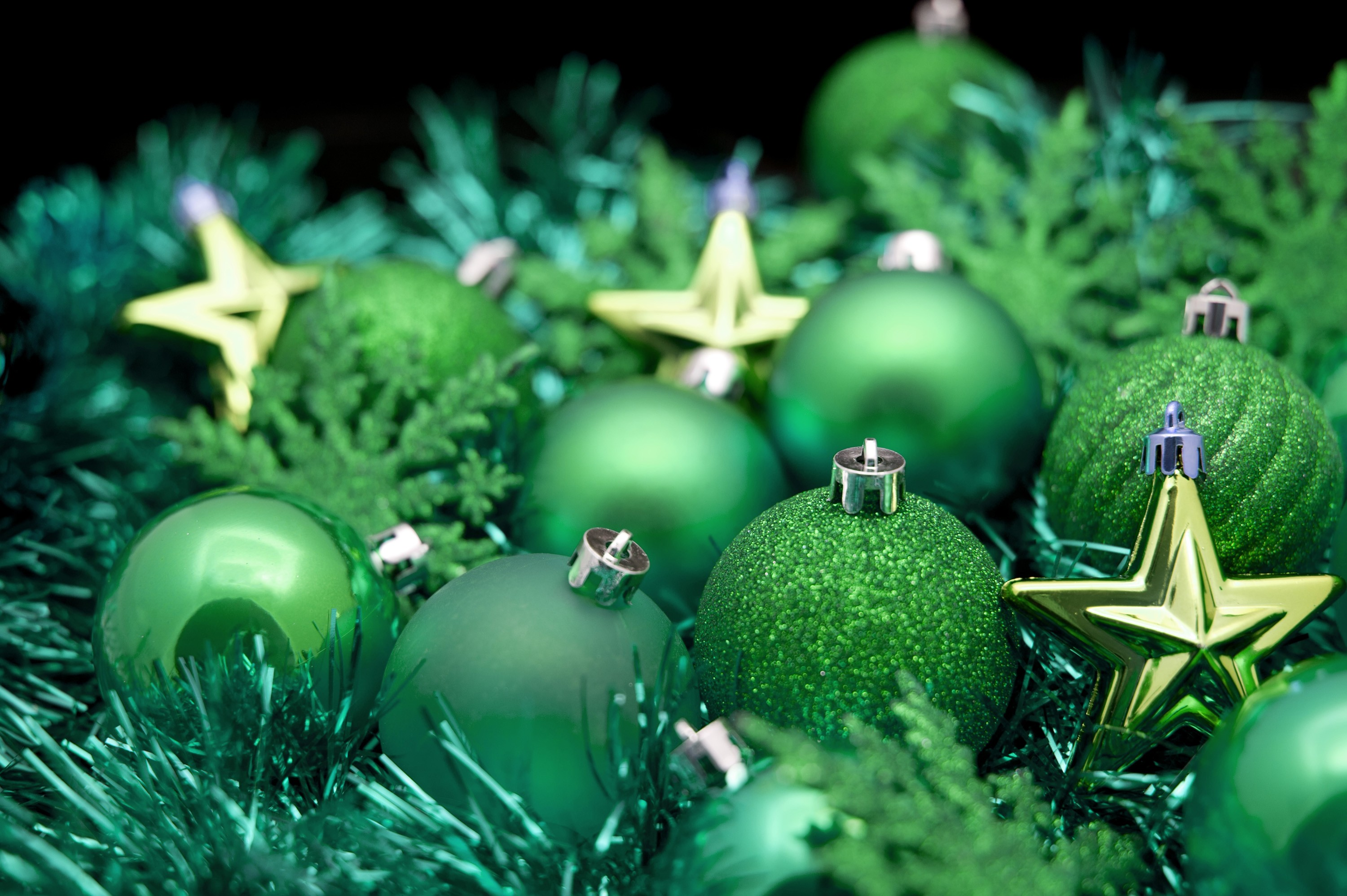 Download Wallpaper High Resolution Christmas - 99388-green-christmas-background-3000x1996-windows-10  Collection_362757.jpg