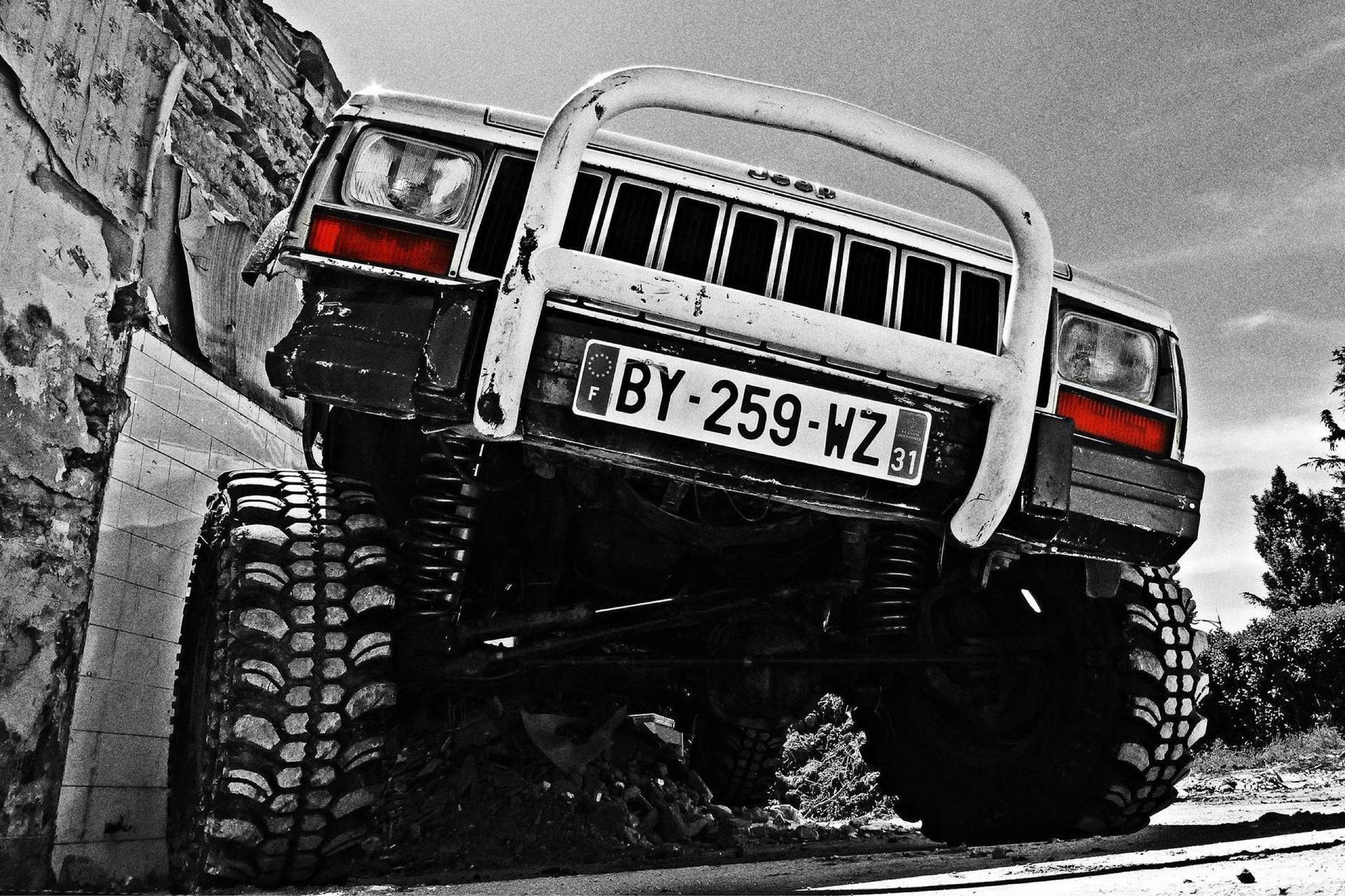 Extreme Dodge Chrysler Jeep Ram >> Jeep Logo Wallpaper ·①