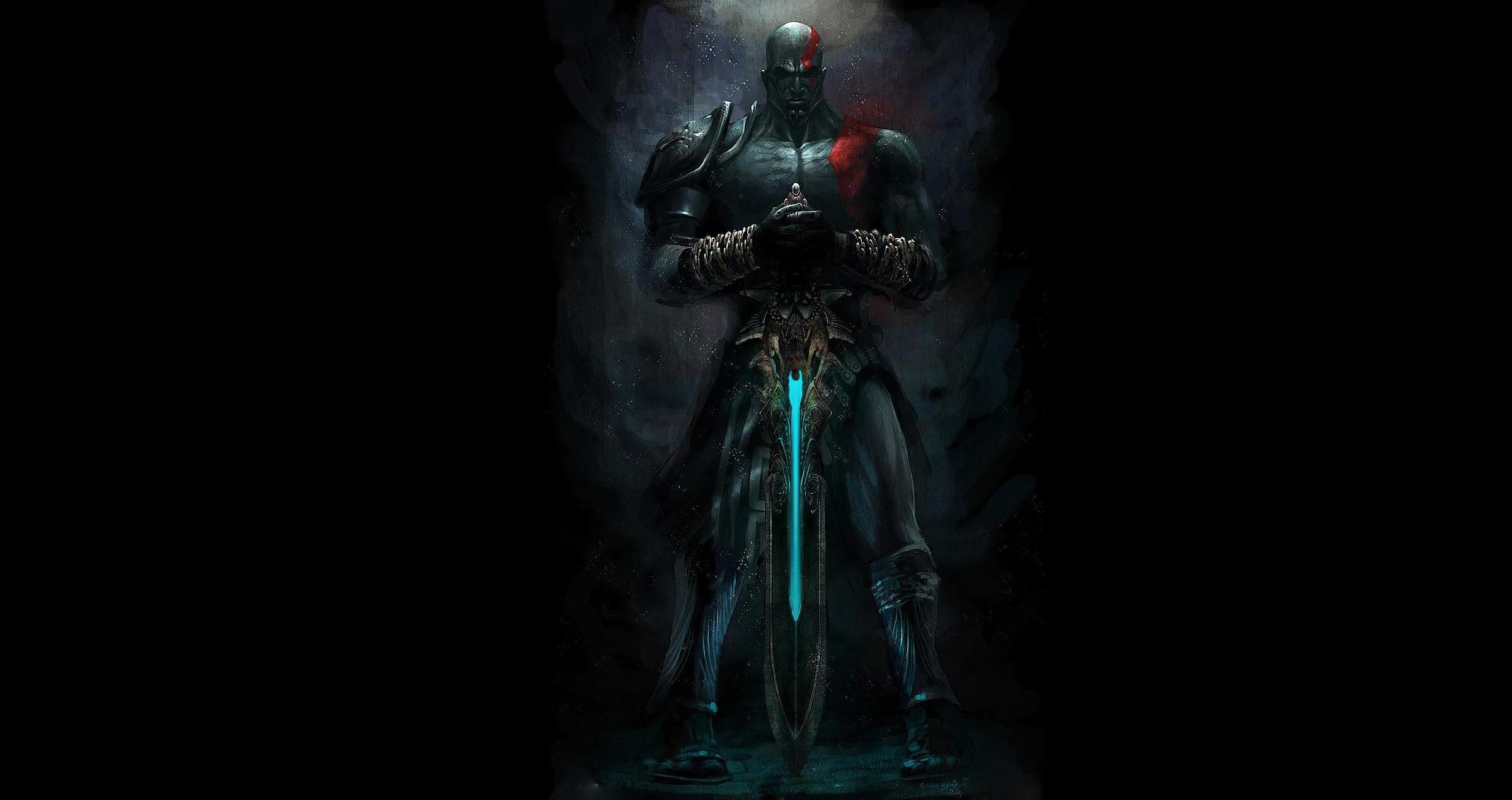 God of War 3 Wallpaper HD ·â'