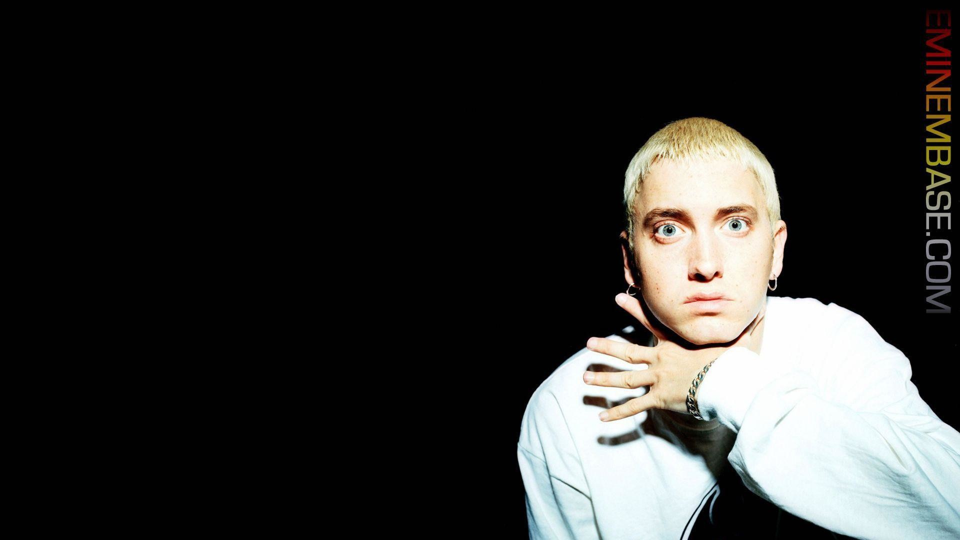 1920x1080 EMINEM SLIM SHADY Hip Hop Rap Q Wallpaper
