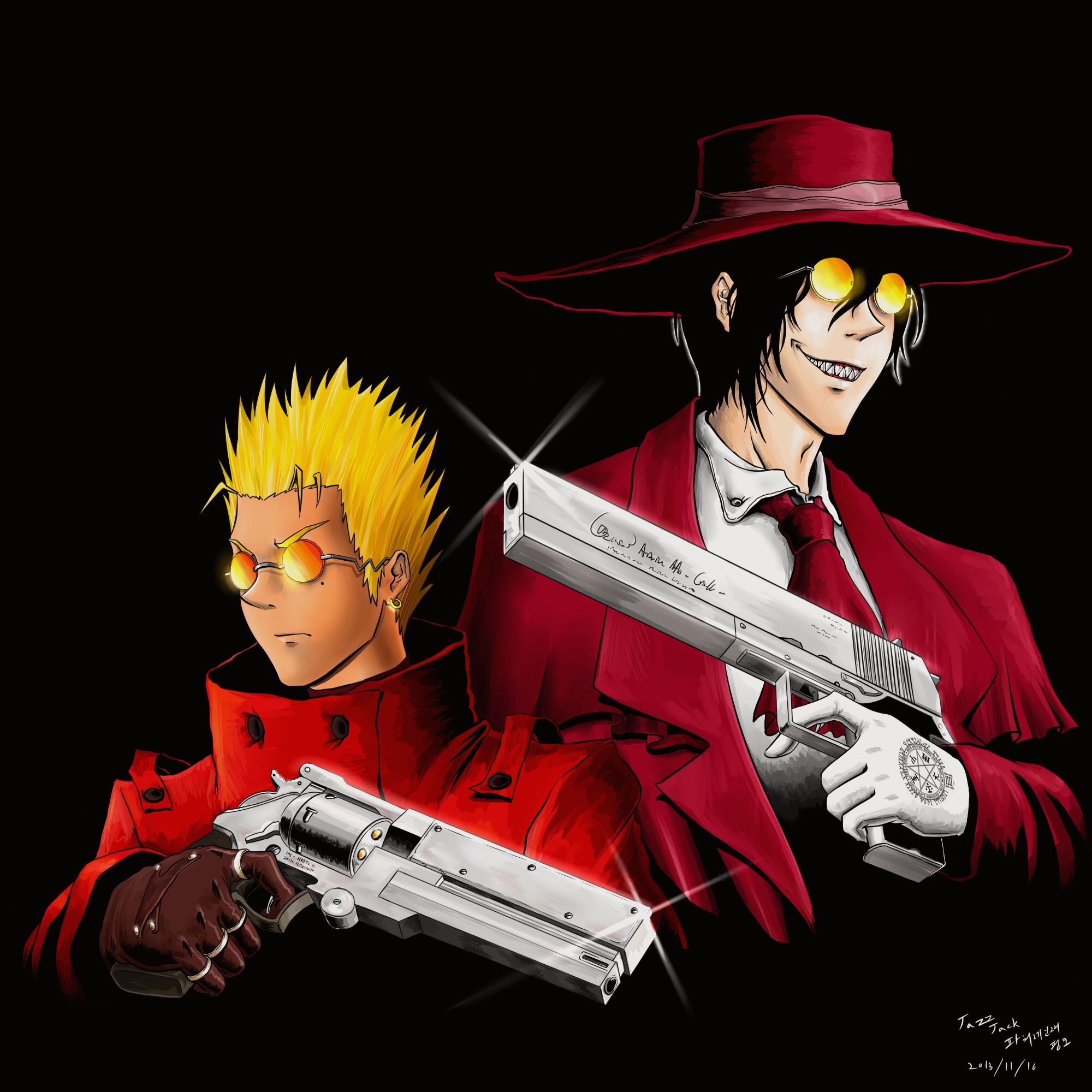 Trigun Wallpaper ·① Download Free Full HD Backgrounds For
