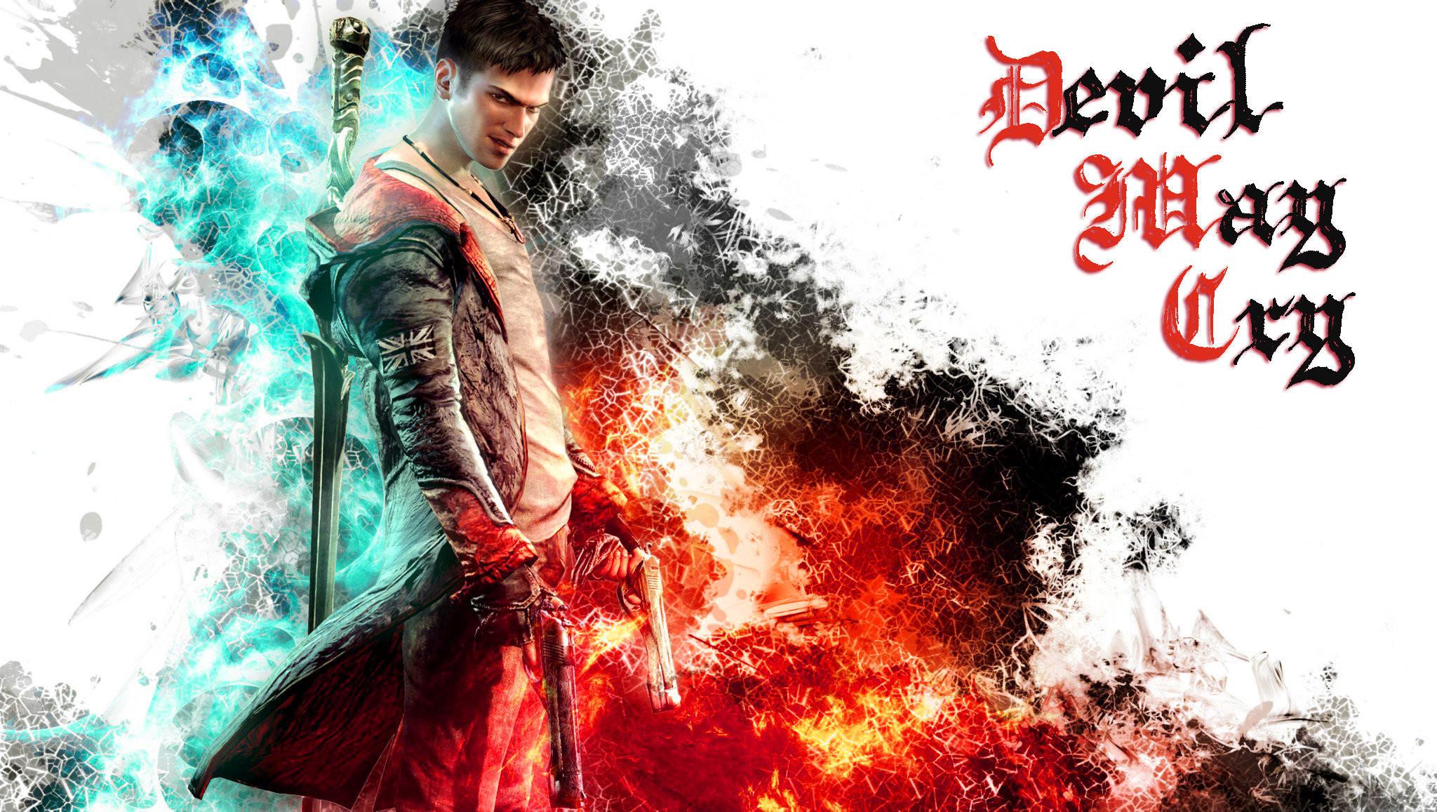 Devil May Cry Dante Wallpaper: Devil May Cry 5 Wallpaper ·①