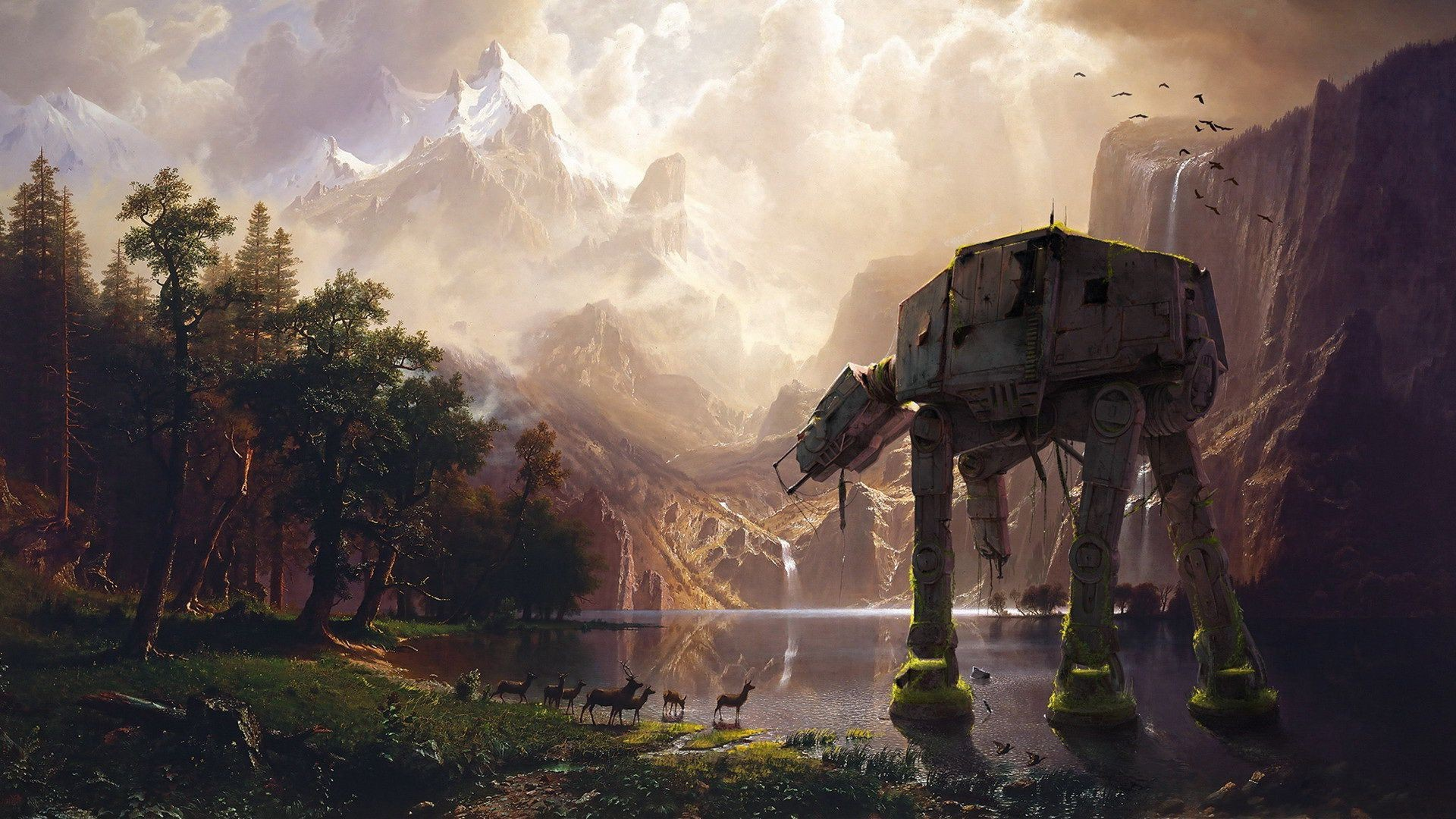 Star Wars Desktop Wallpaper ·① Download Free HD Desktop