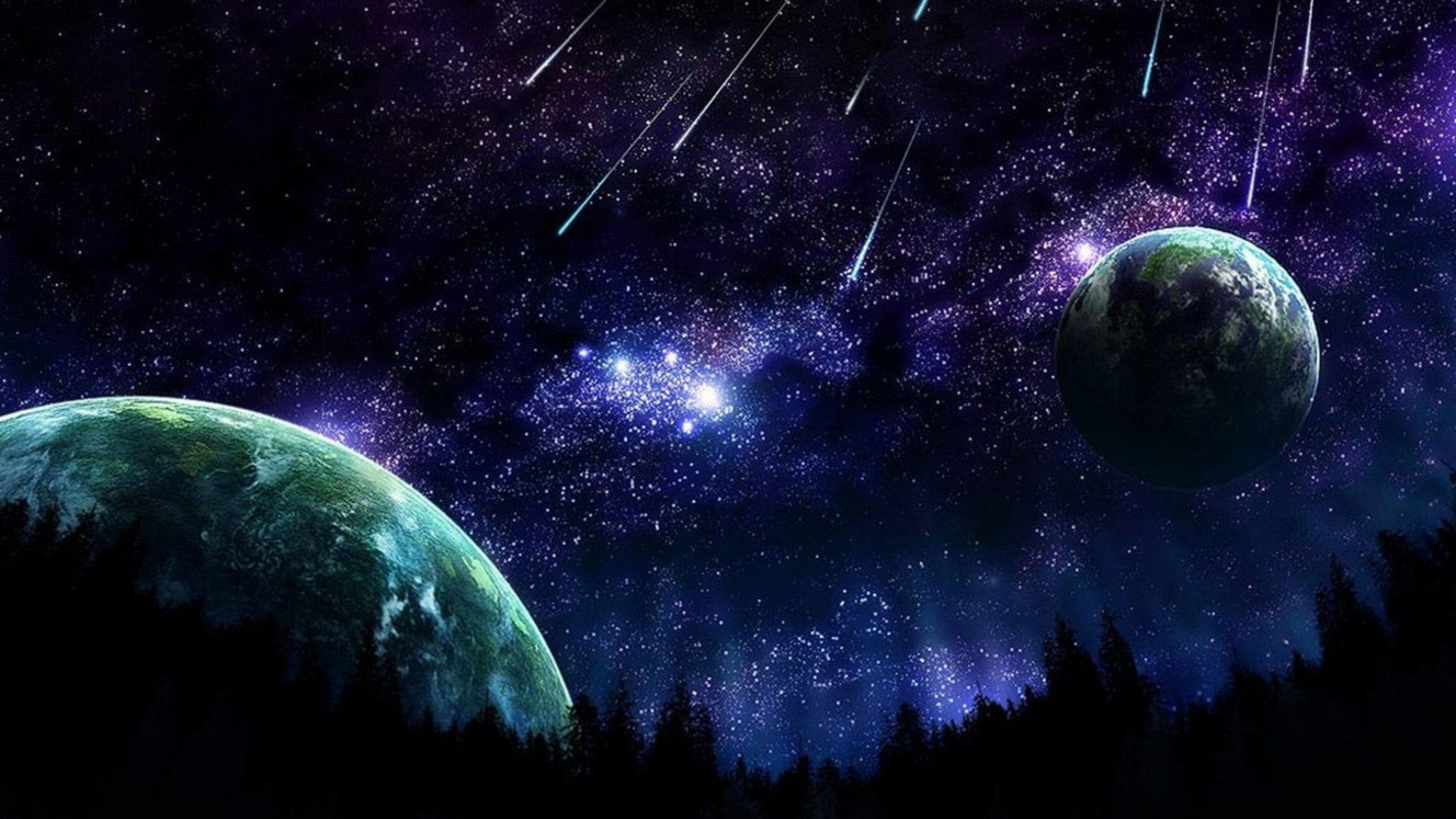 space wallpaper real nature - photo #8