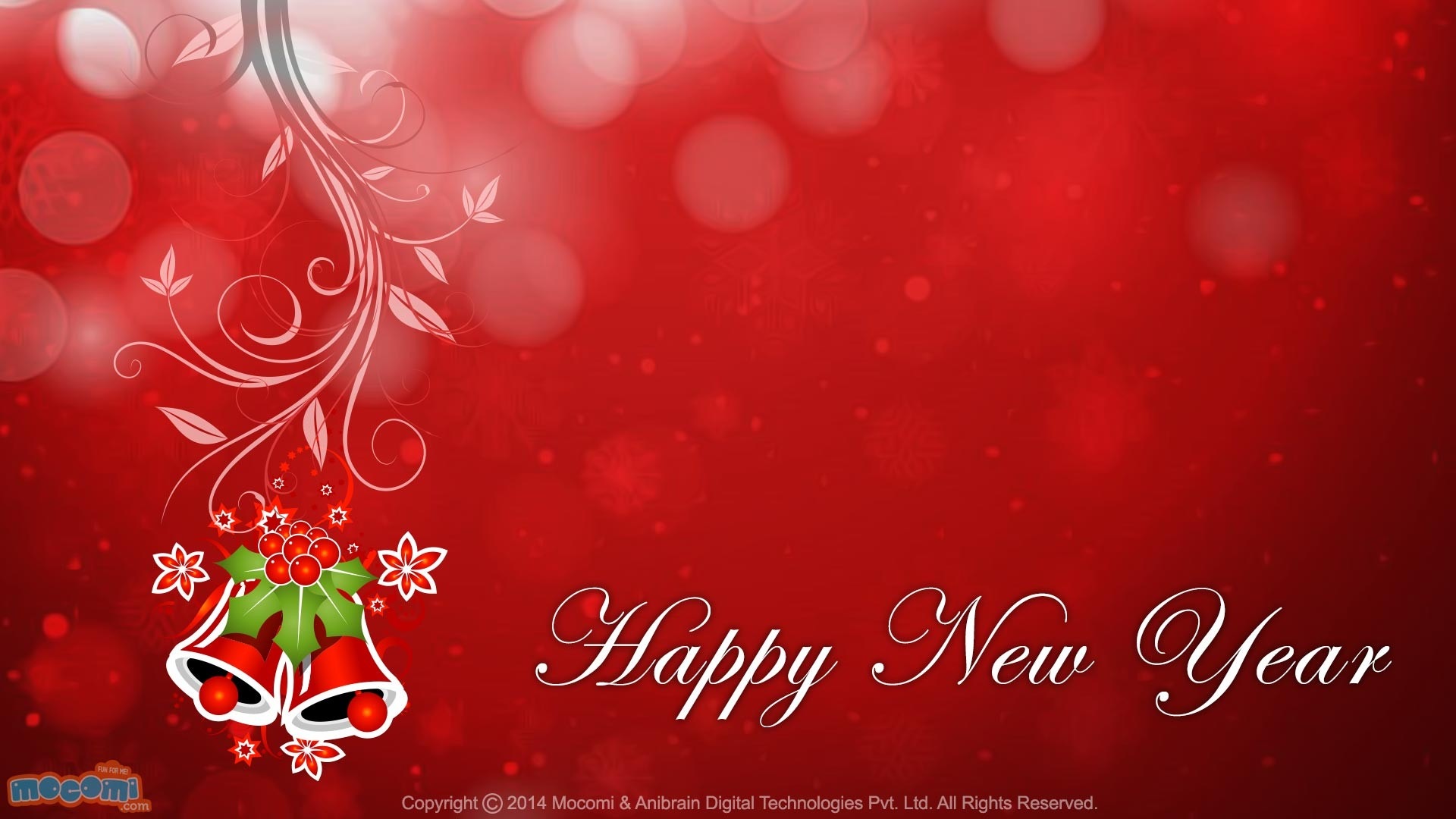 New Year Wallpaper ·① Download Free Backgrounds For