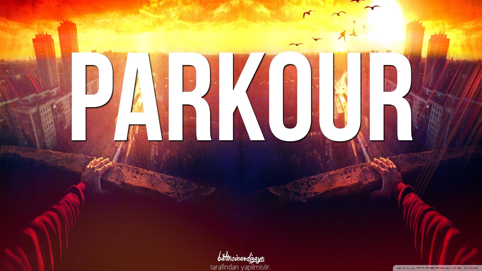 Parkour Wallpaper 1