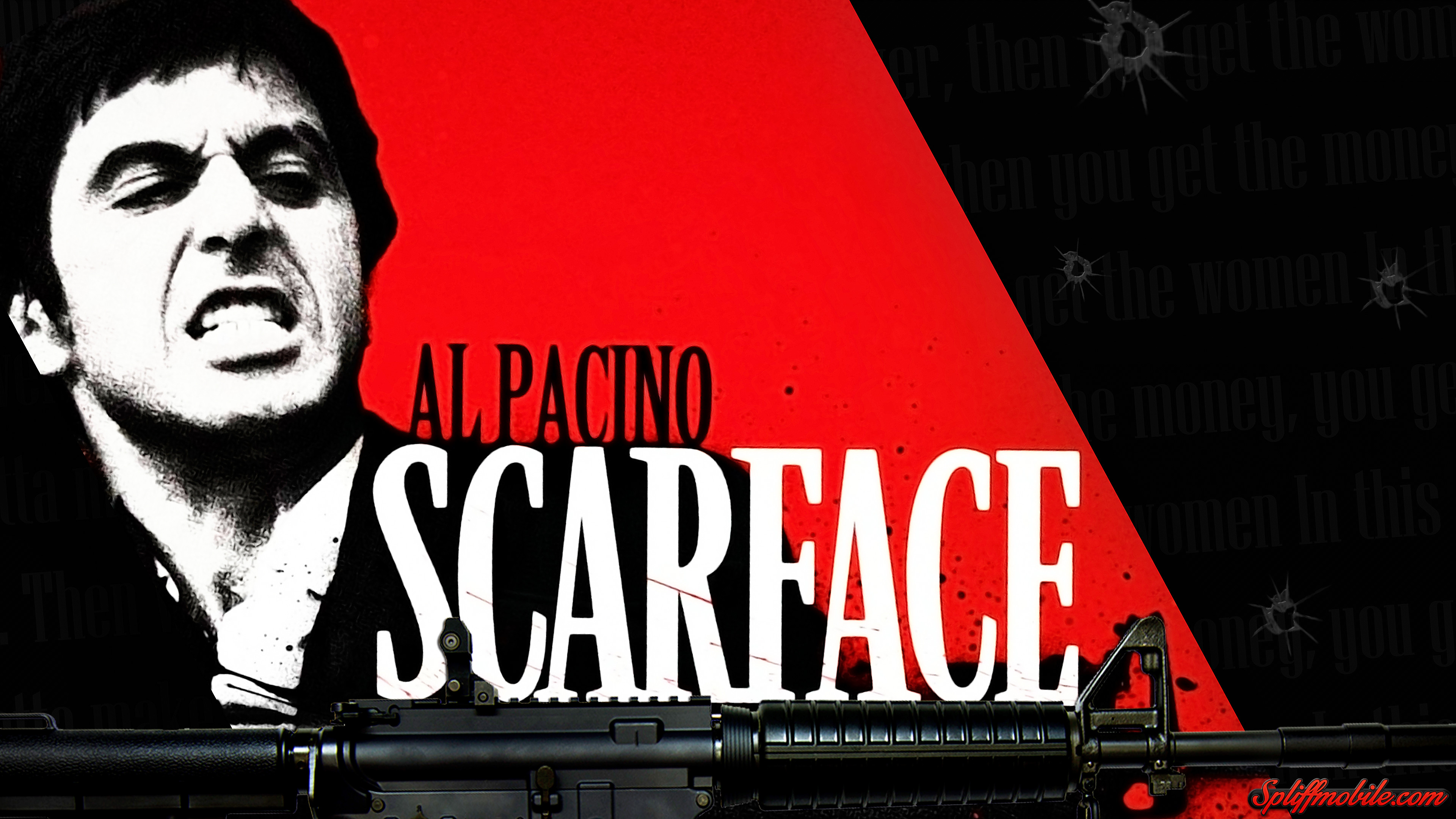 Scarface wallpaper hd wallpapertag - Scarface background ...