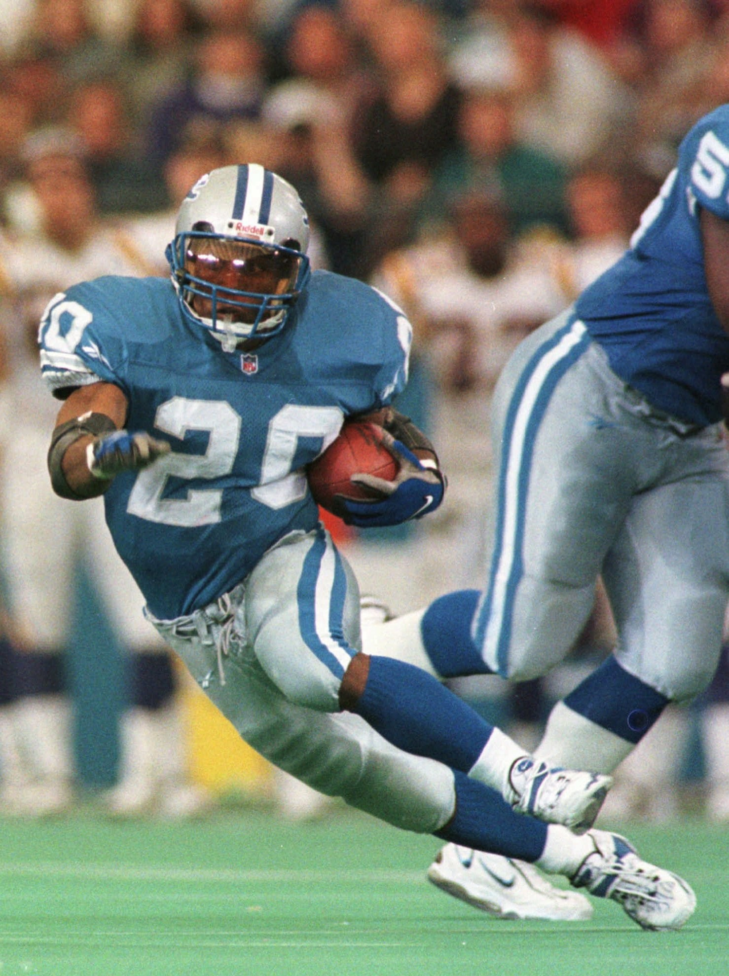 Barry Sanders Wallpapers 1