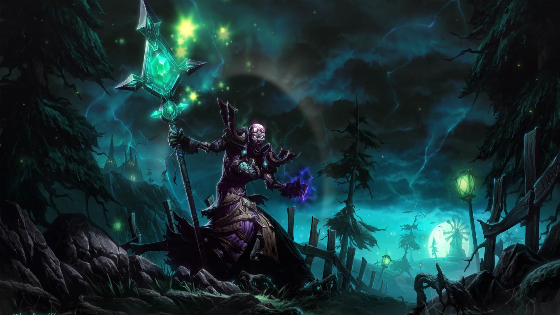 World Of Warcraft Mage Wallpaper Wallpapertag