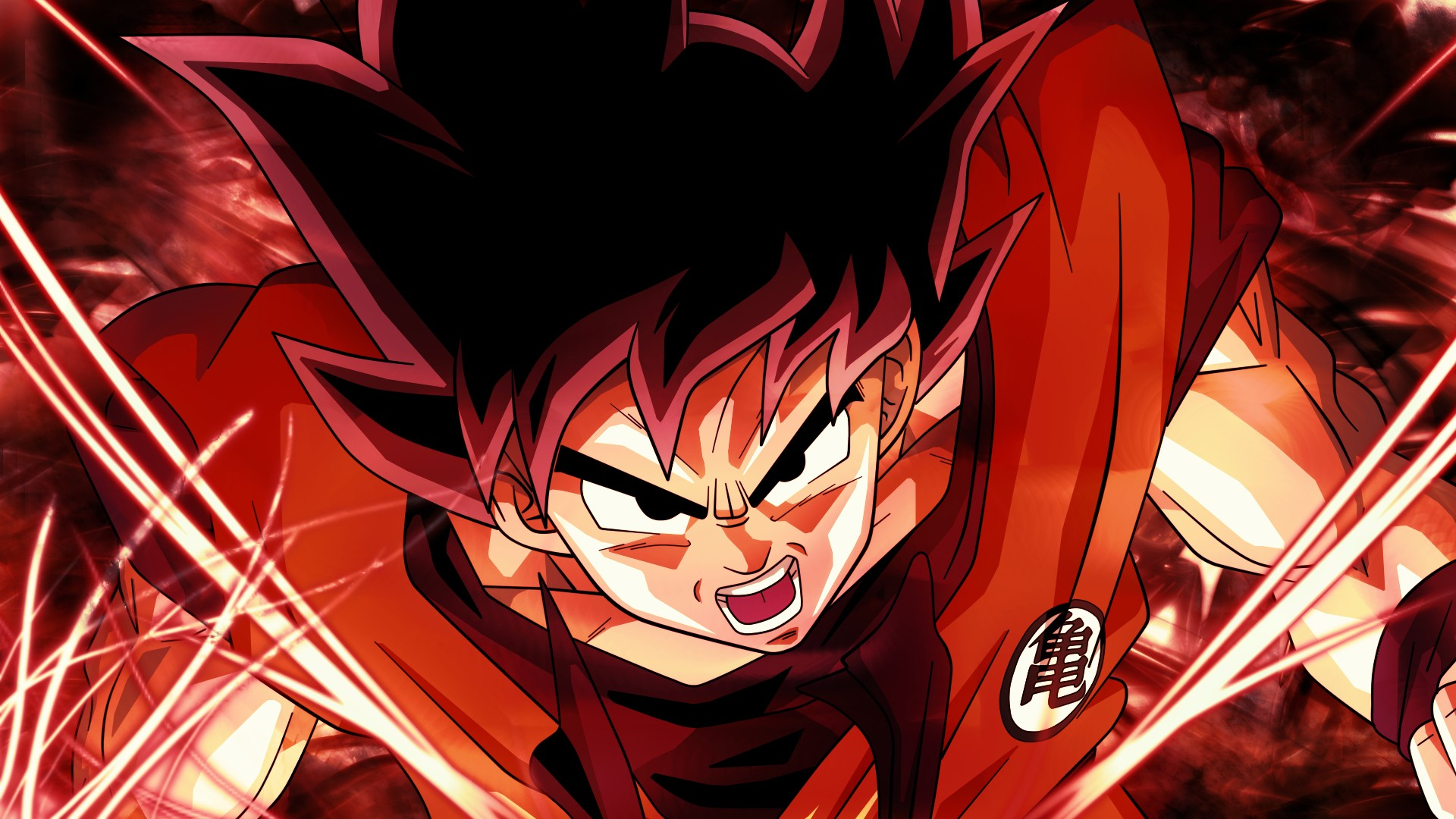 goku wallpaper ·① download free awesome full hd backgrounds for