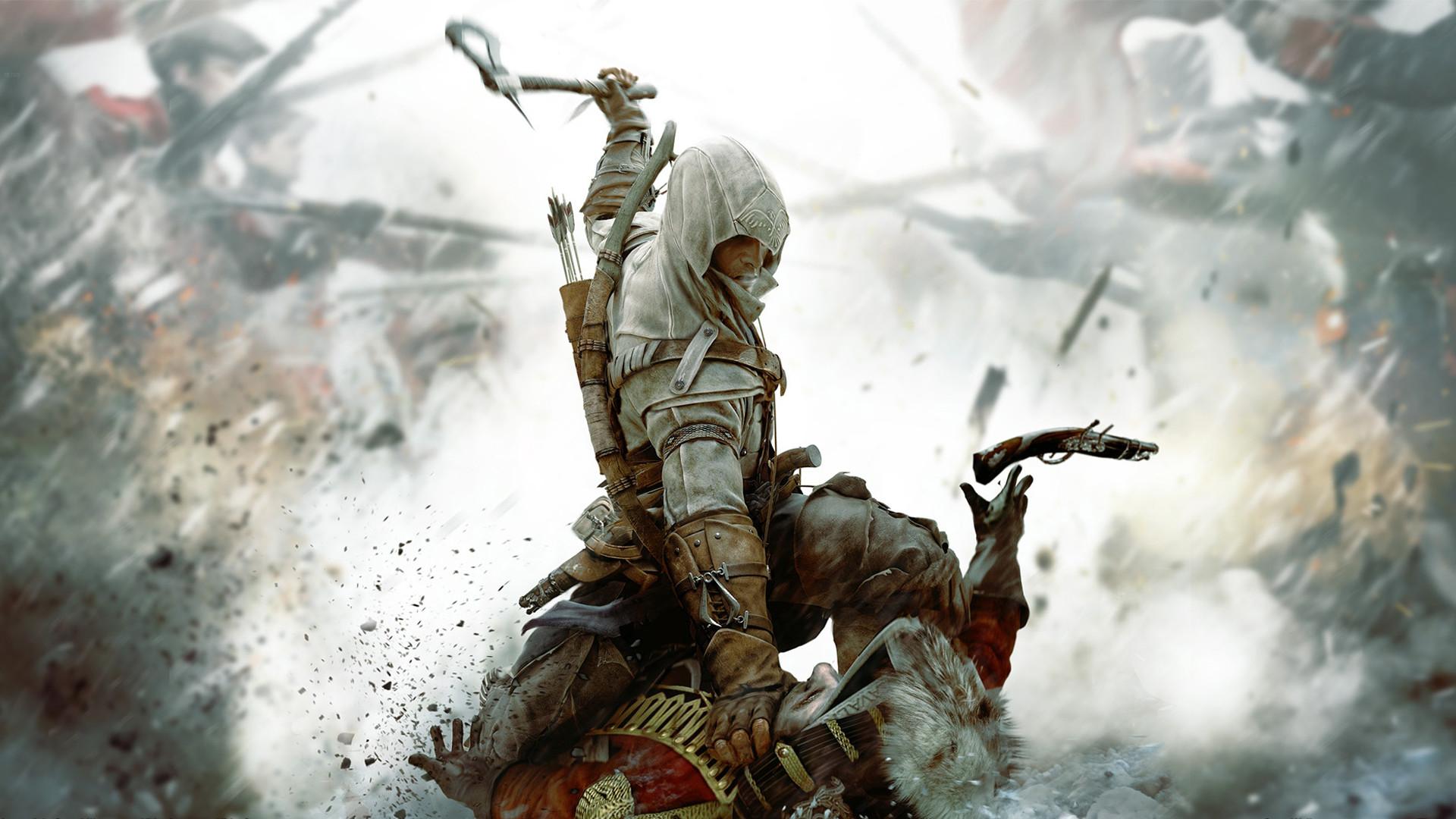 Assassins Creed 3 Wallpaper Wallpapertag