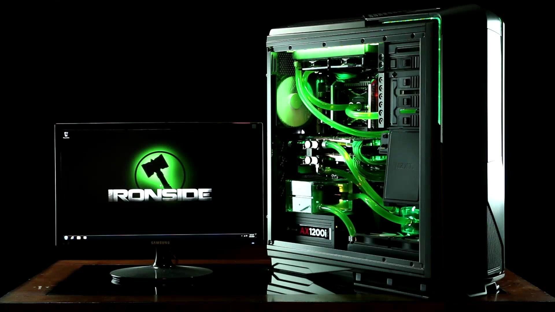 Gaming PC wallpaper ·① Download free beautiful High ...