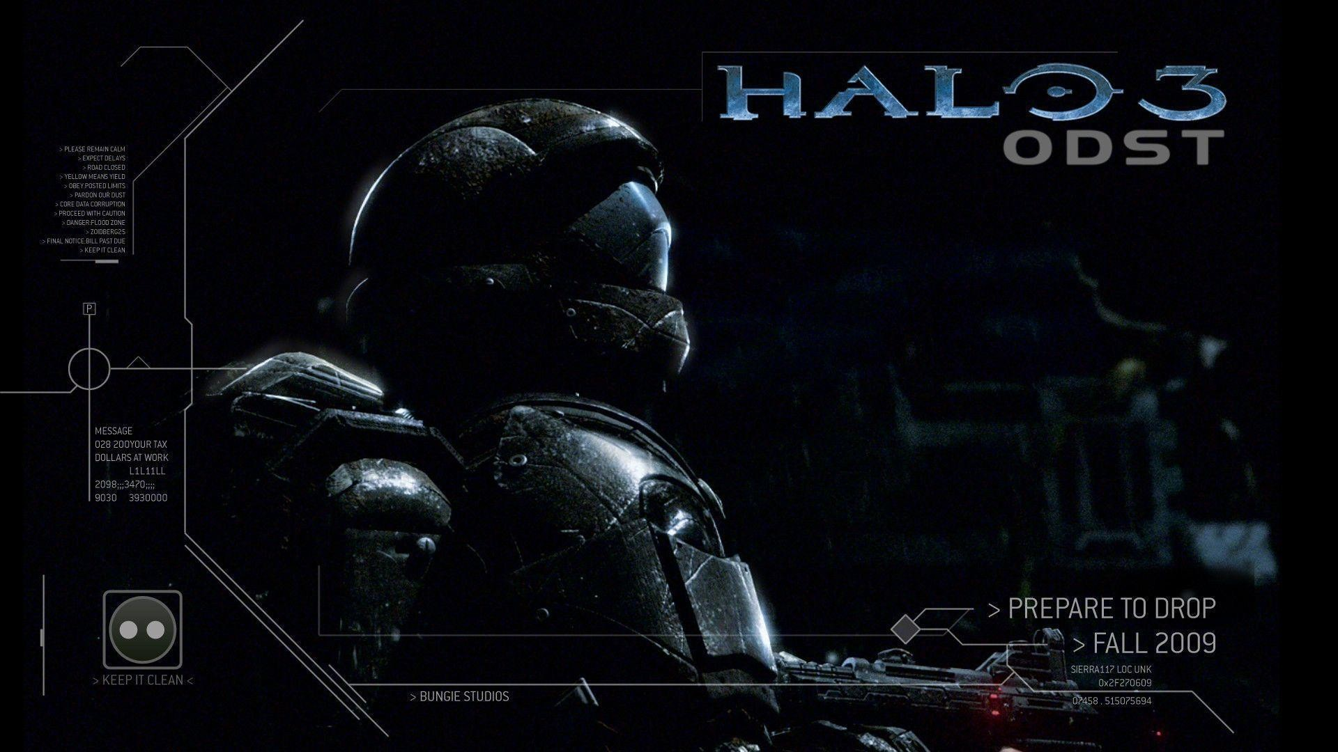 halo 3 wallpaper hd ·①