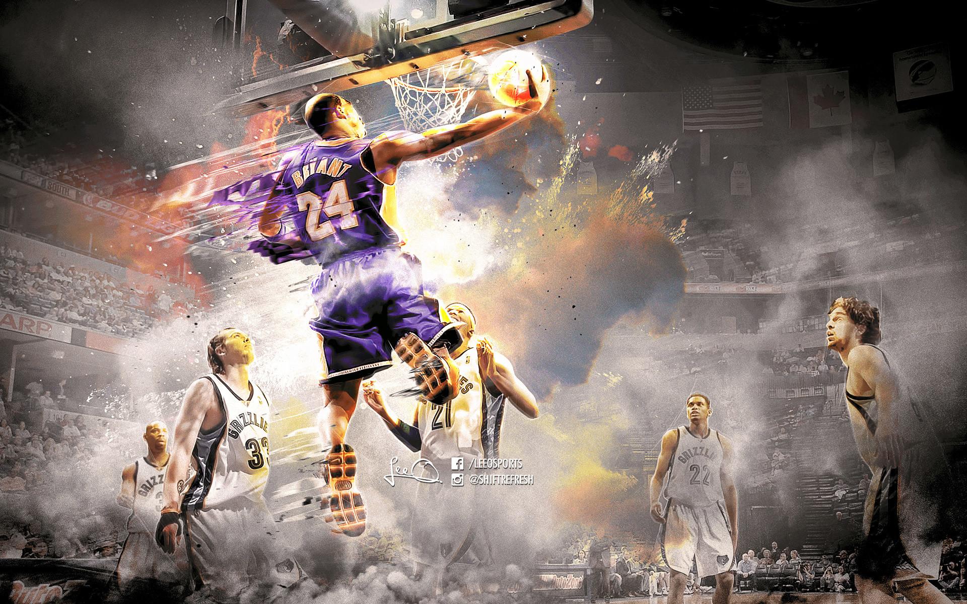 Kobe Bryant Wallpaper HD ·①