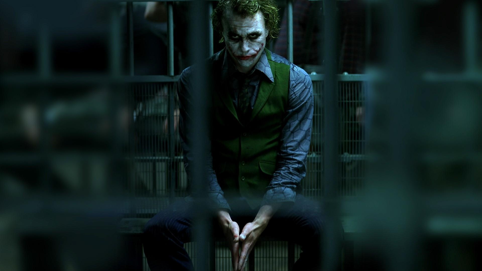Heath Ledger Joker Wallpaper