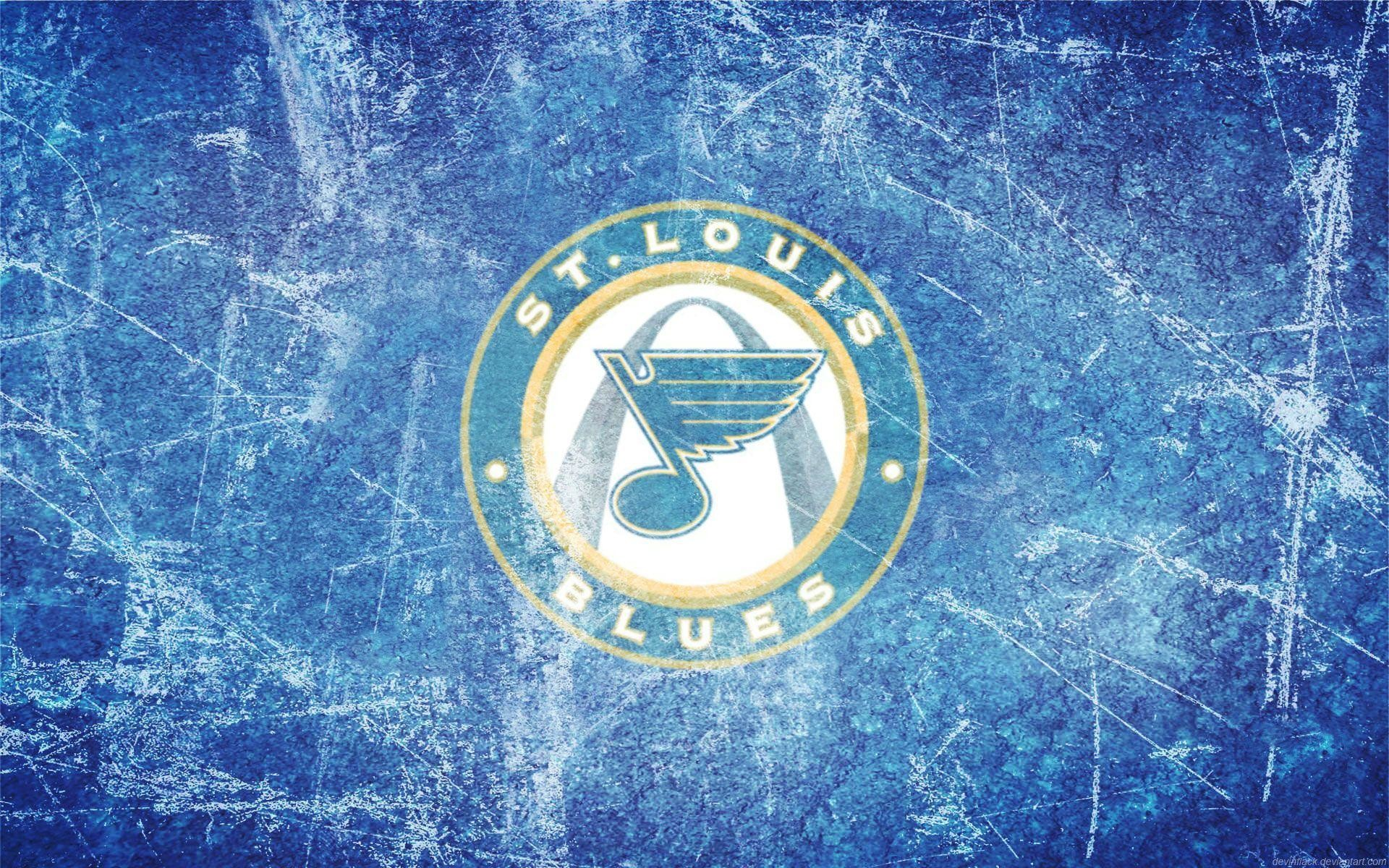 1920x1200 St. Louis Blues Wallpapers | HD Wallpapers Base · Download · Guerrilla97 ...