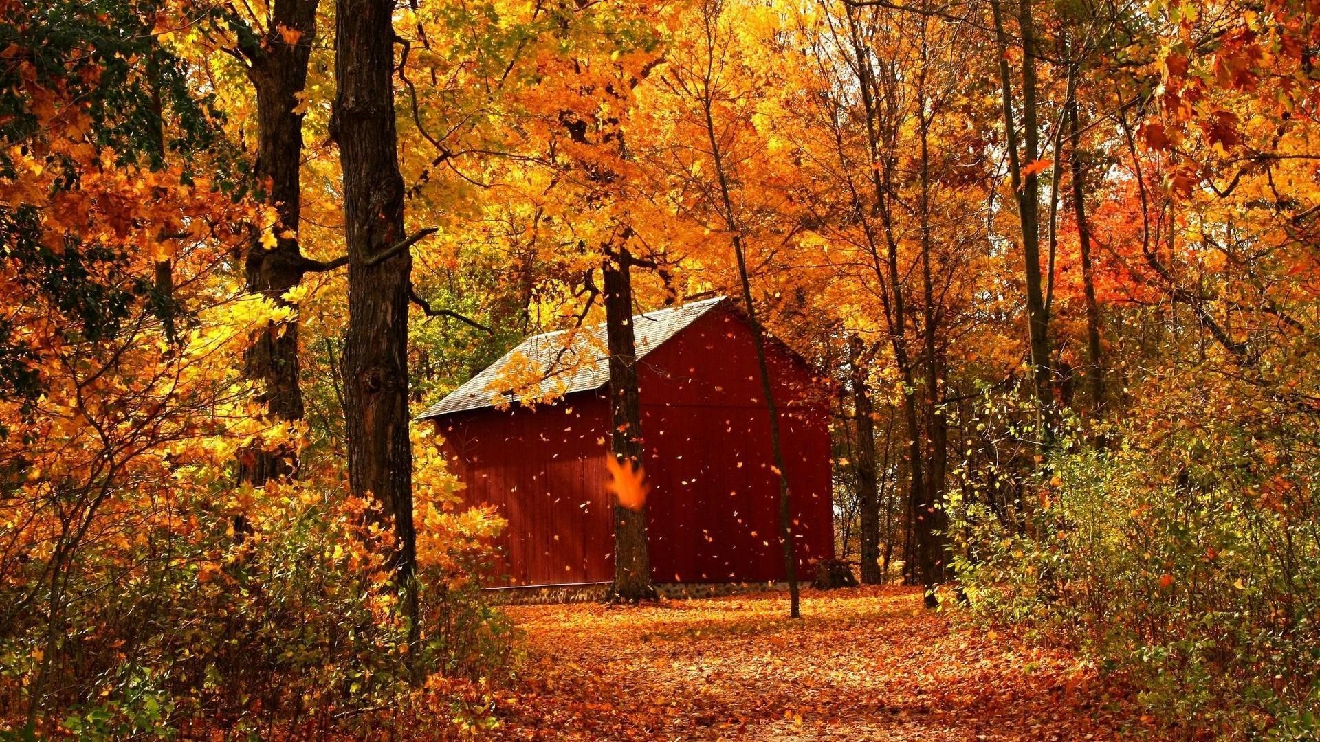 New England Fall Wallpaper ·① WallpaperTag