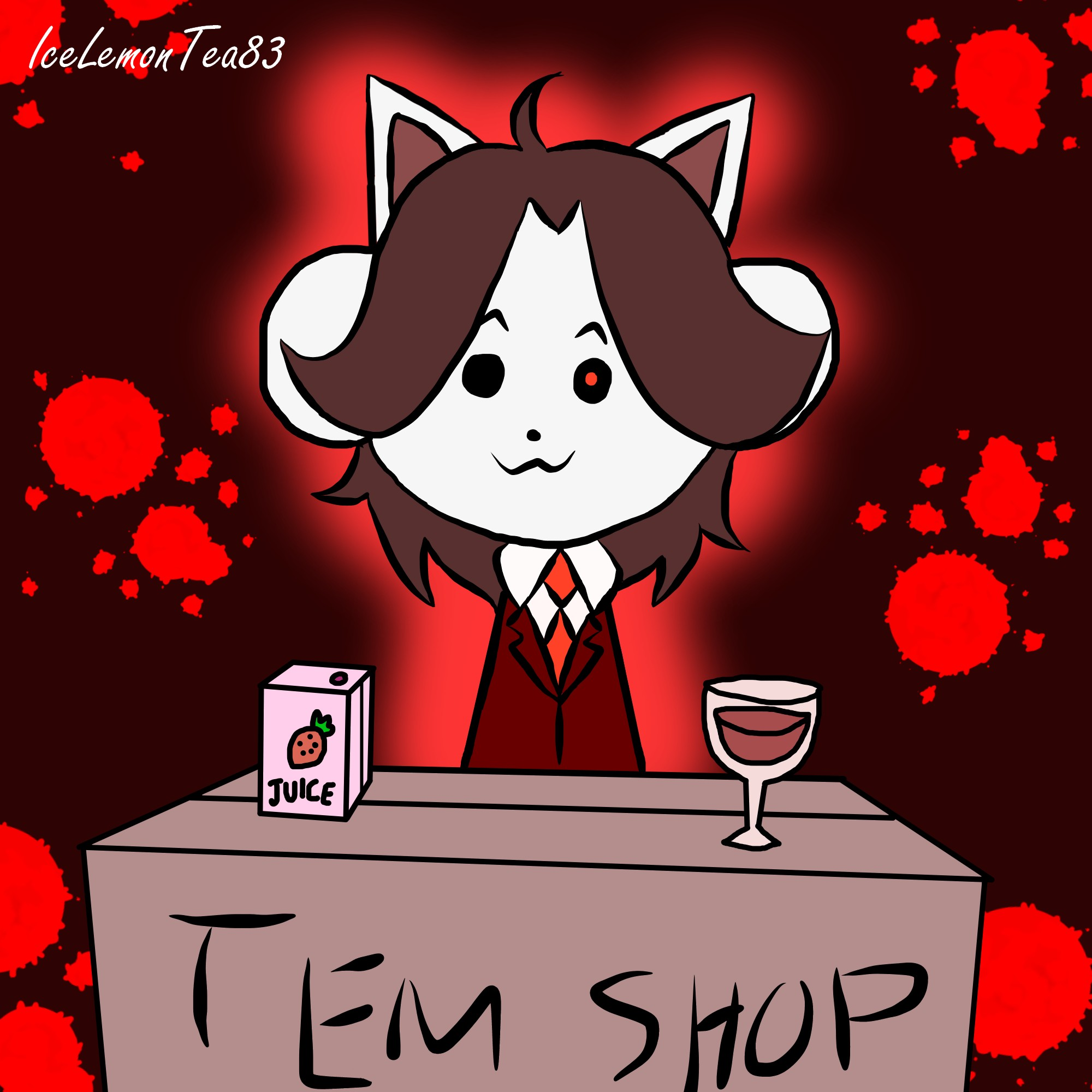 Temmie wallpaper ·① Download free HD backgrounds for