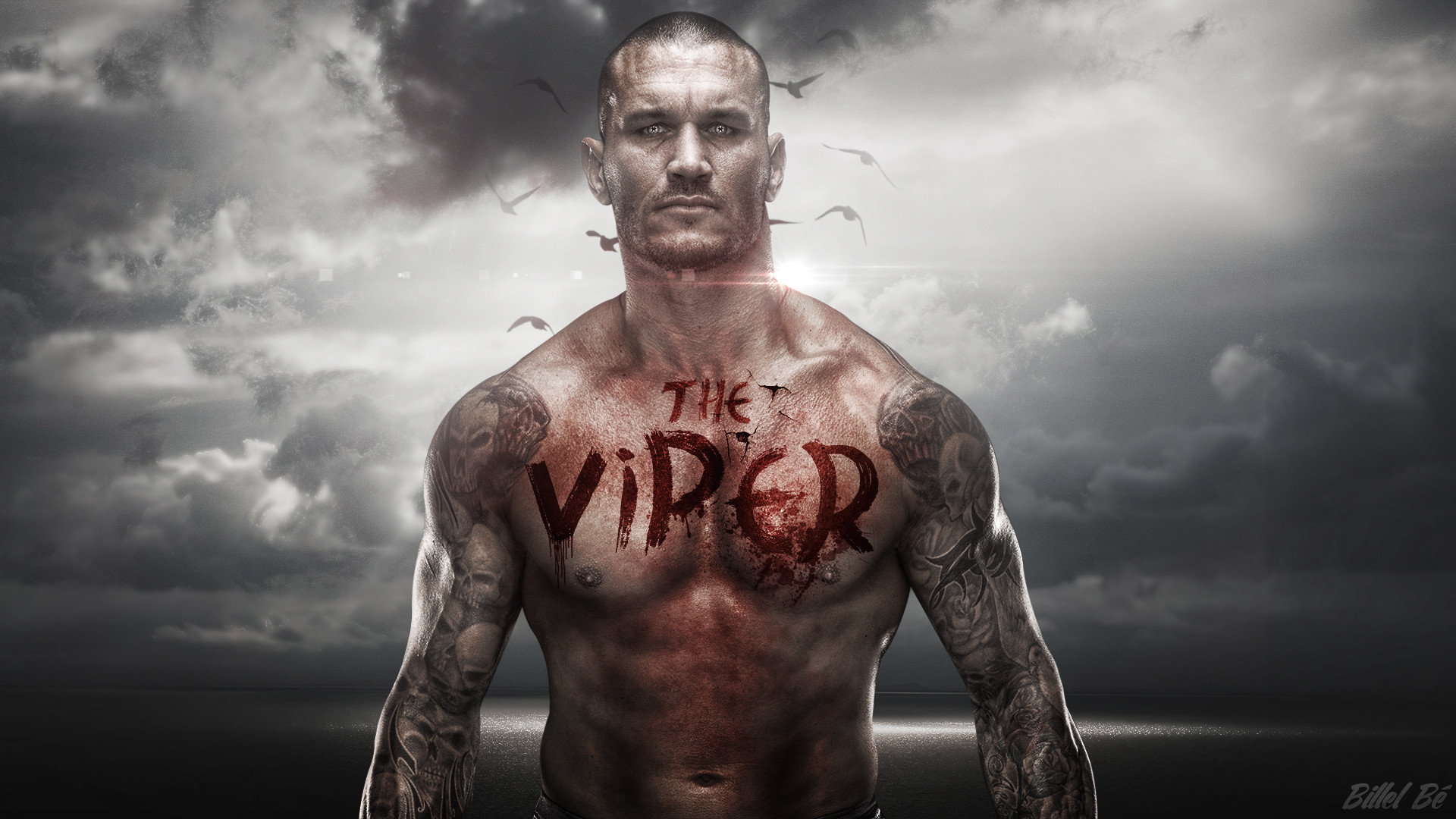 1920x1200 Pix For Randy Orton Viper Wallpaper
