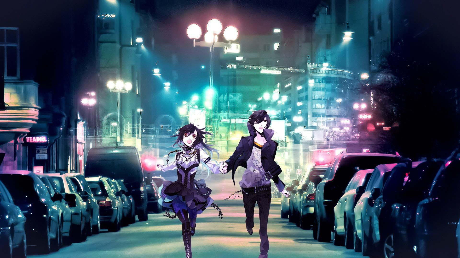 60 Cool Anime Backgrounds 1 Download Free Full HD Wallpapers