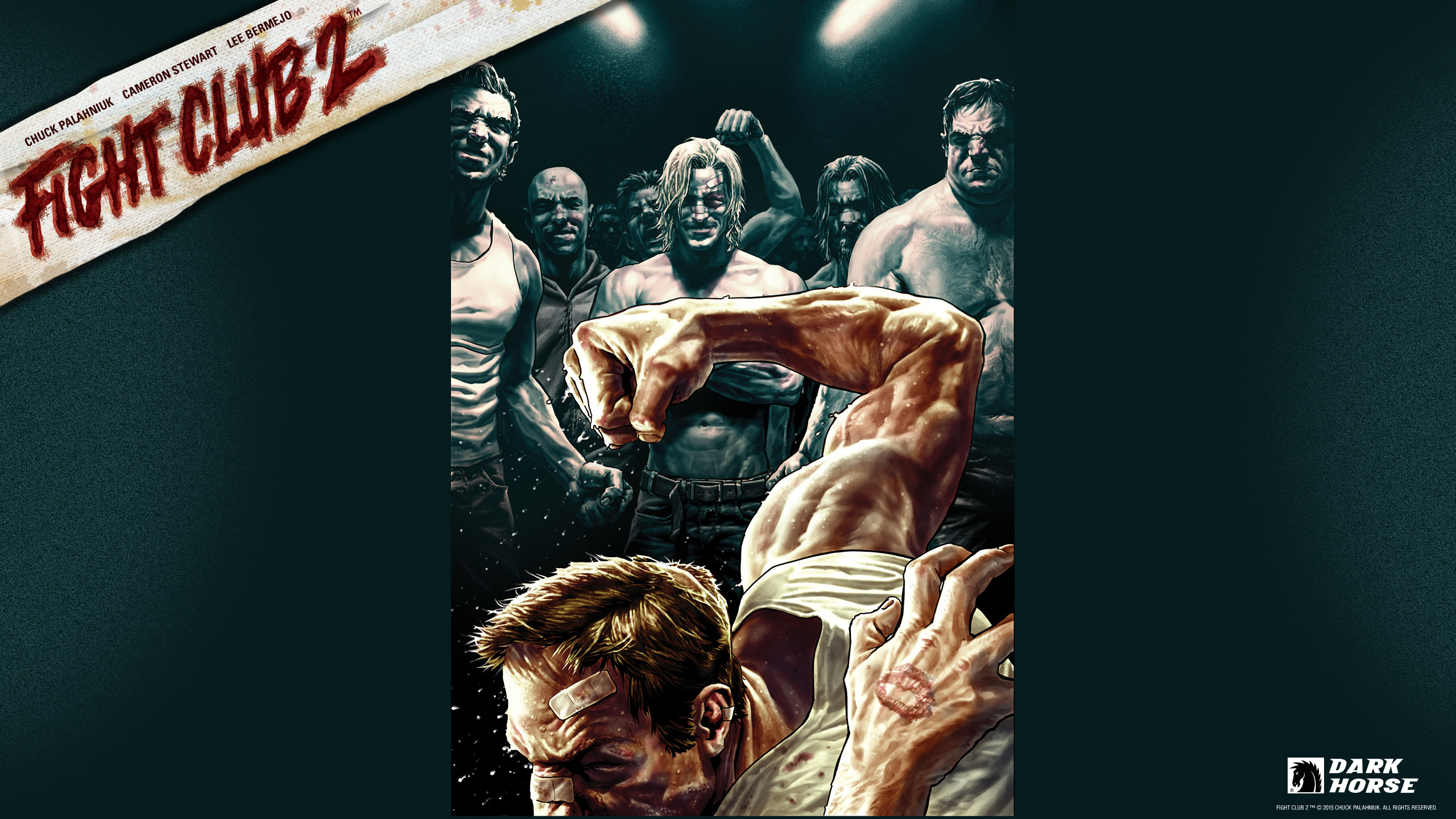 Fight Club Movie Wallpapers