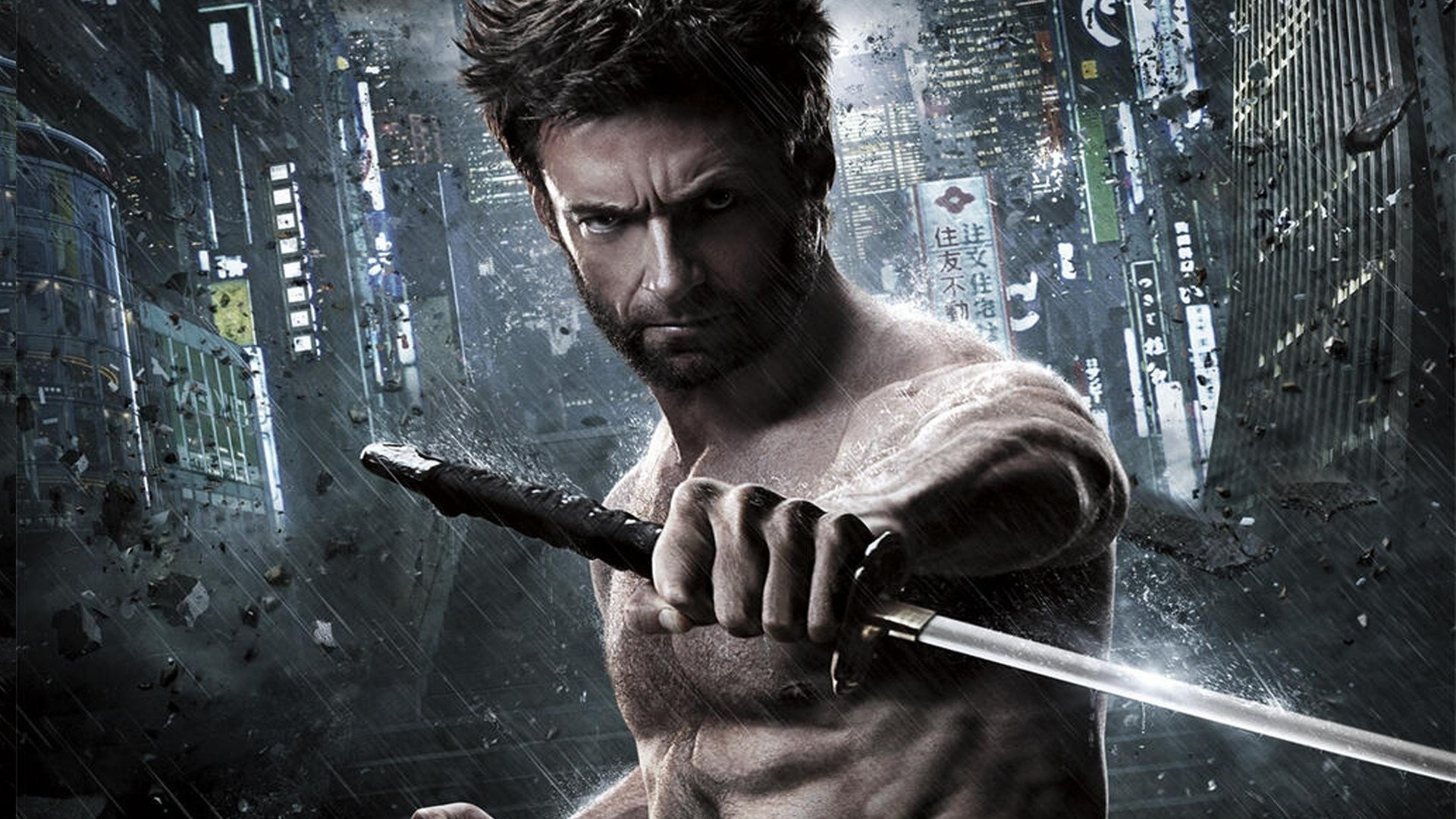 Hugh Jackman Wolverine Wallpaper