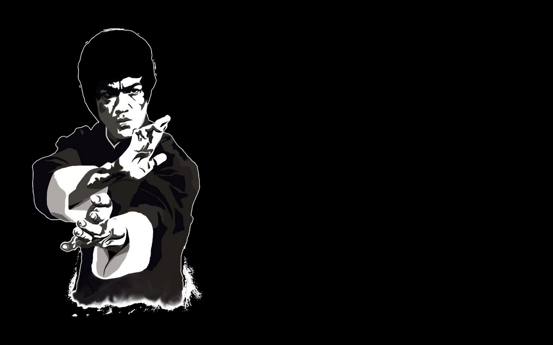 Bruce Lee Wallpaper ·①