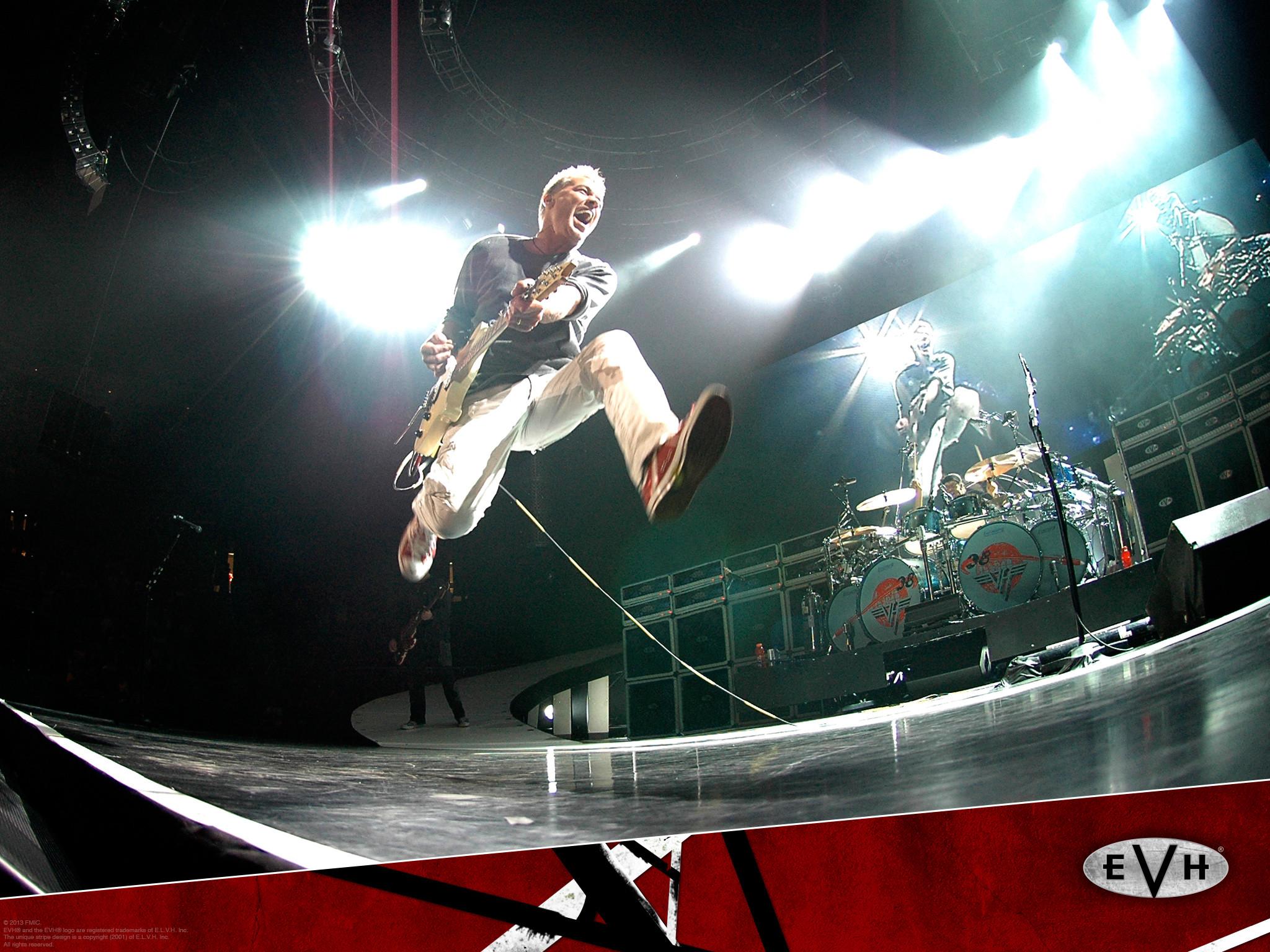 Eddie Van Halen Wallpaper ·① WallpaperTag