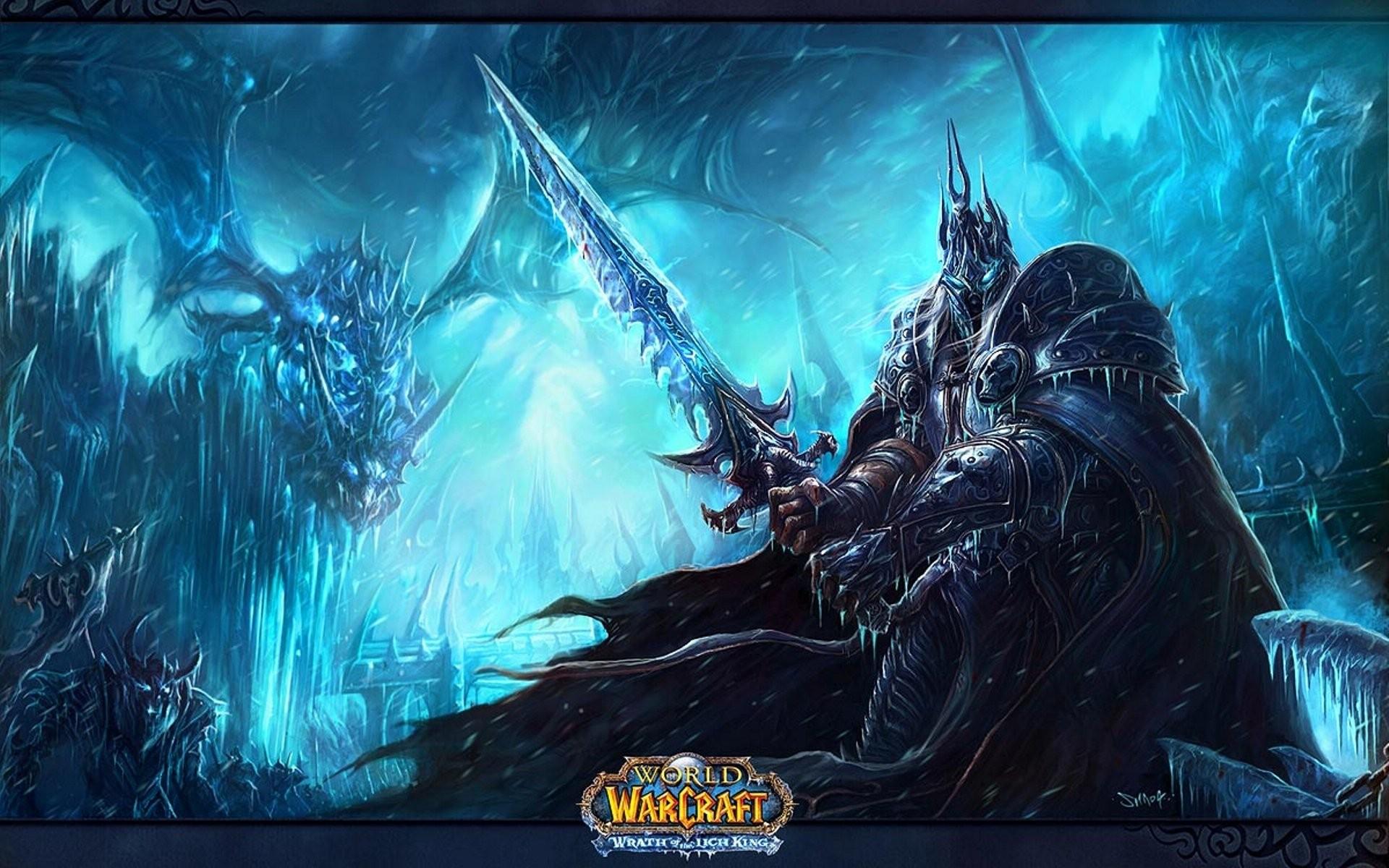 1920x1200 World Of Warcraft Wallpaper