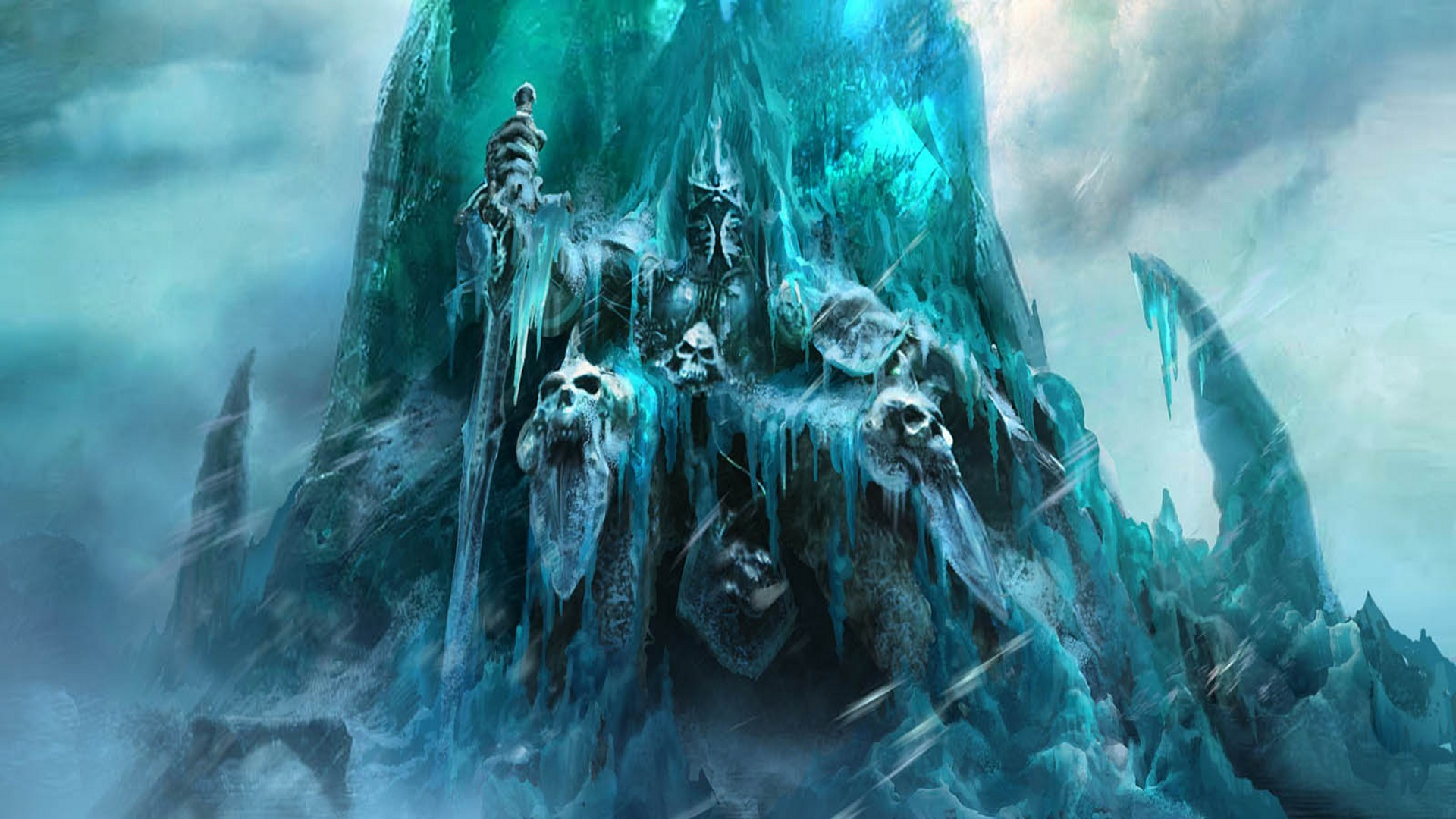 The lich king wallpaper wallpapertag - King wallpaper ...