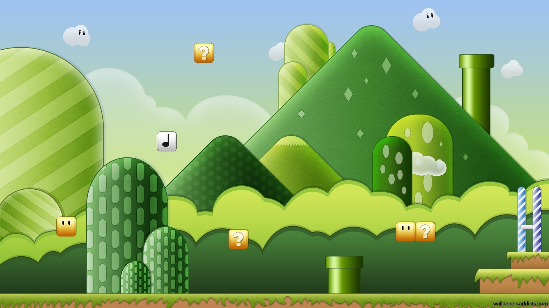 Super Mario Backgrounds Wallpapertag