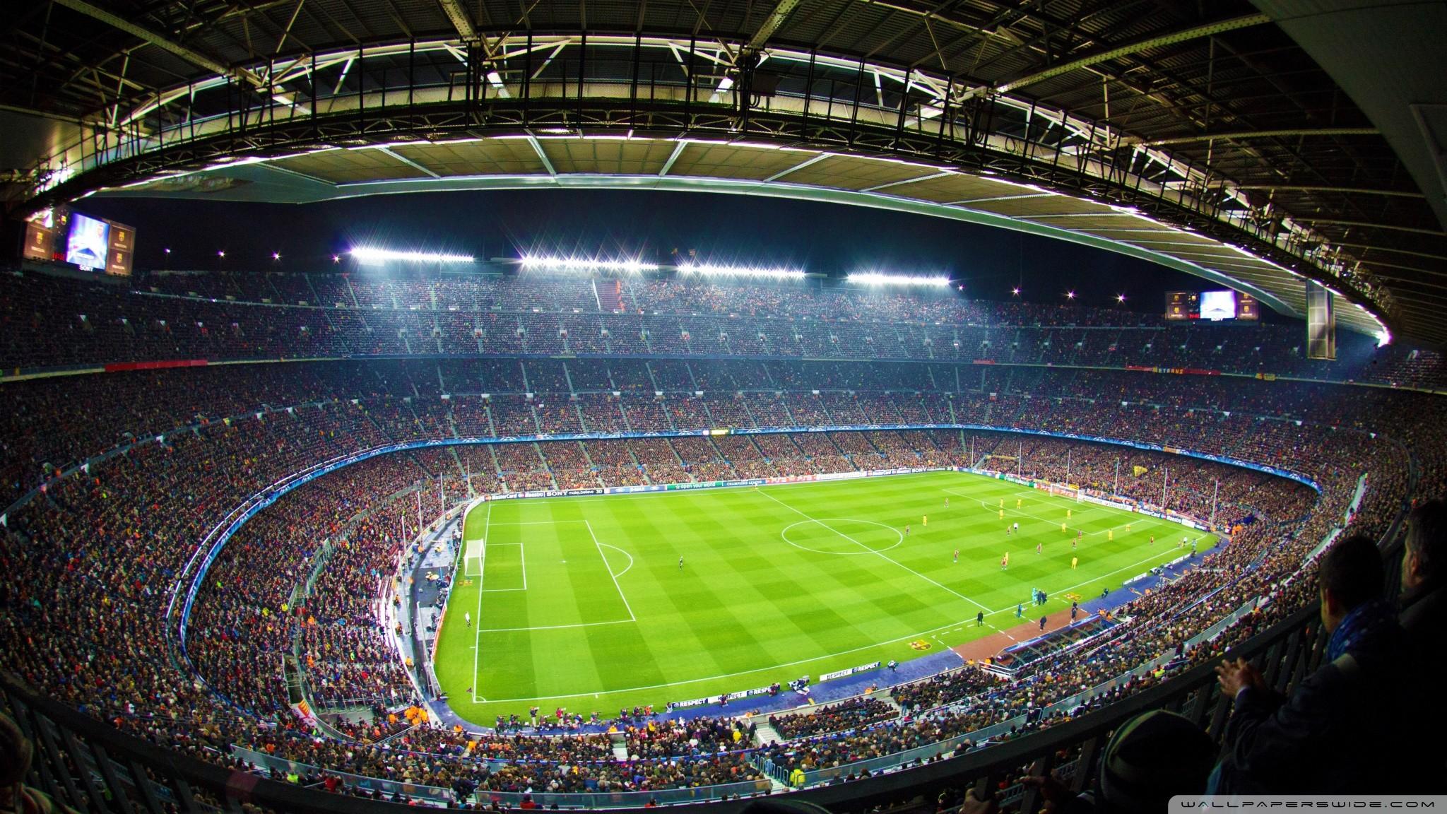Football Stadium Wallpaper Wallpapertag