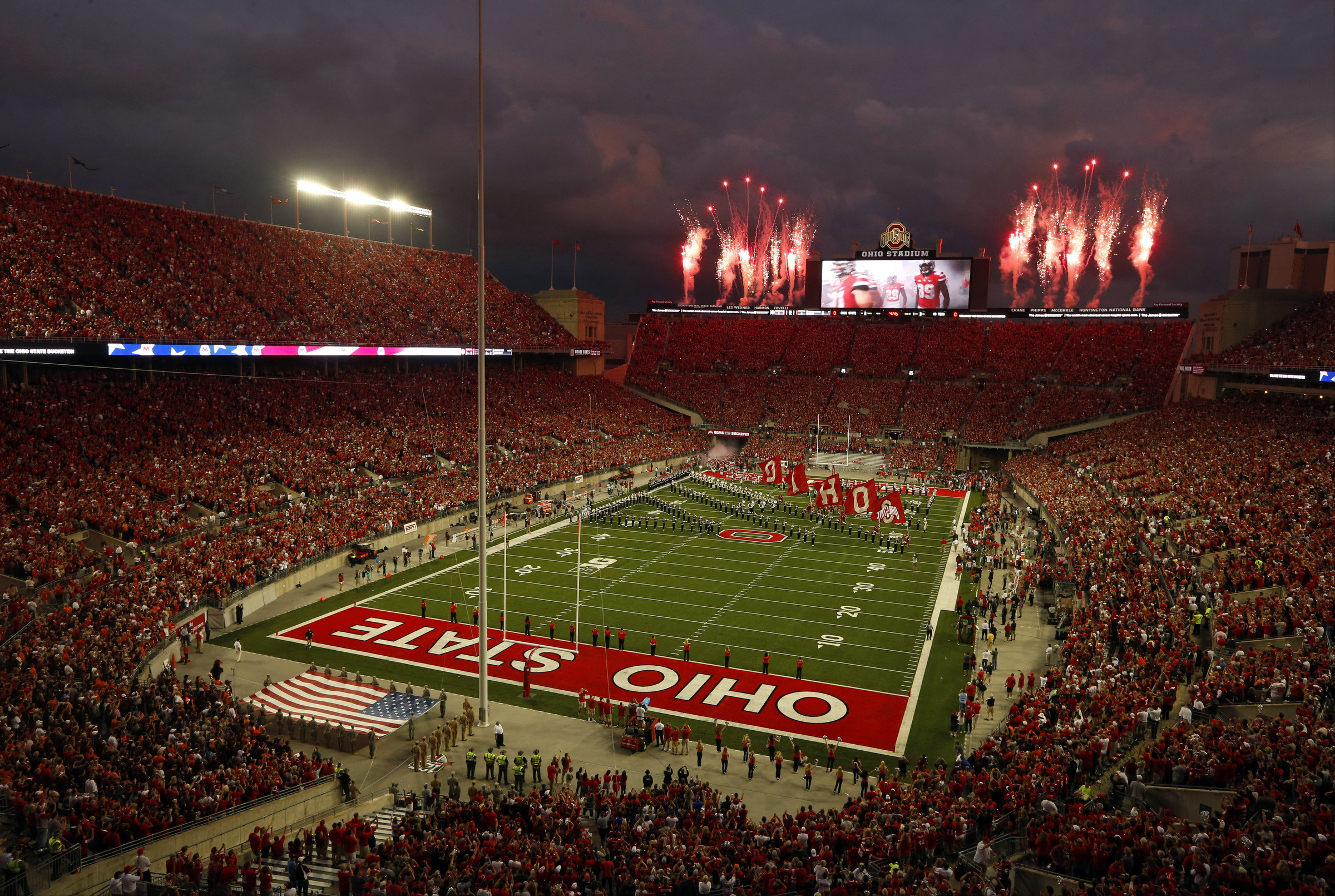 Ohio Stadium Wallpaper 183