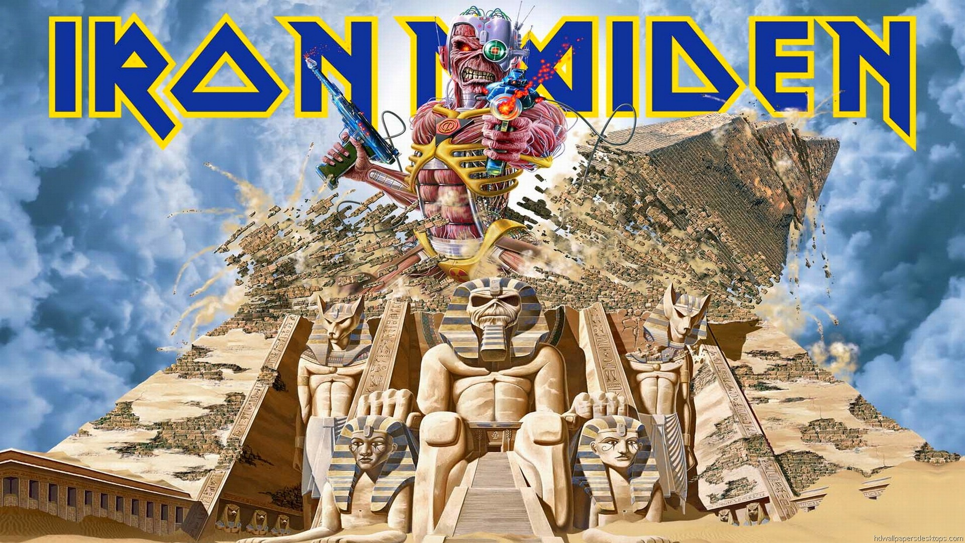 Iron Maiden Wallpaper Download Free Stunning High Resolution