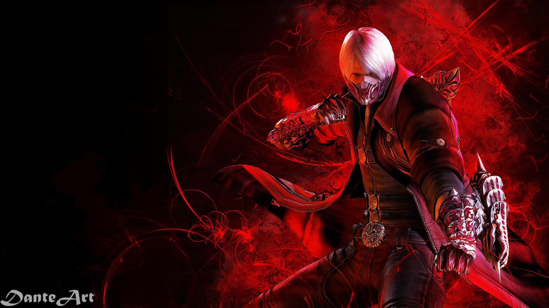 Devil May Cry Dante Wallpaper Wallpapertag