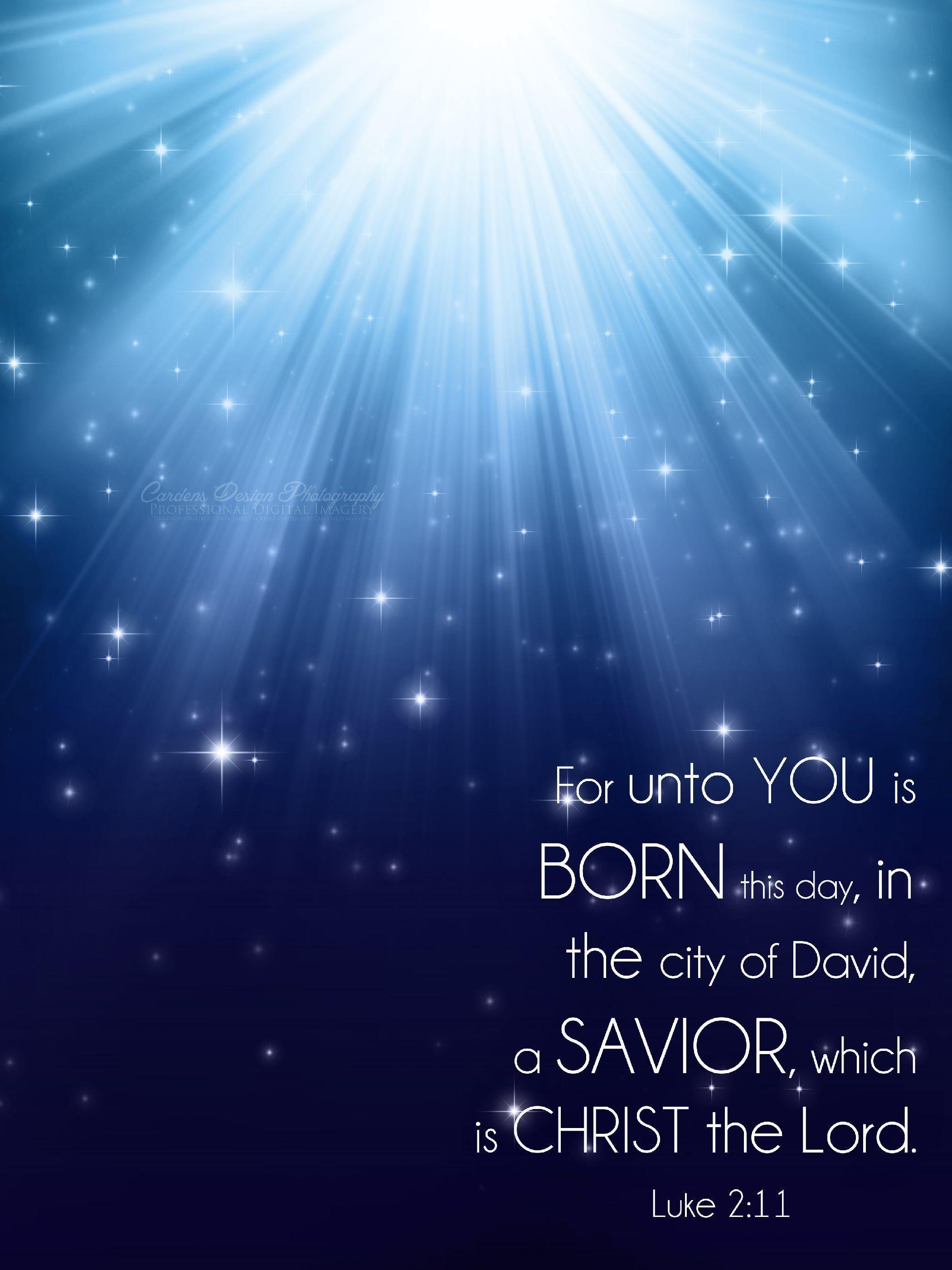 Christian Christmas Desktop Wallpaper ·â'