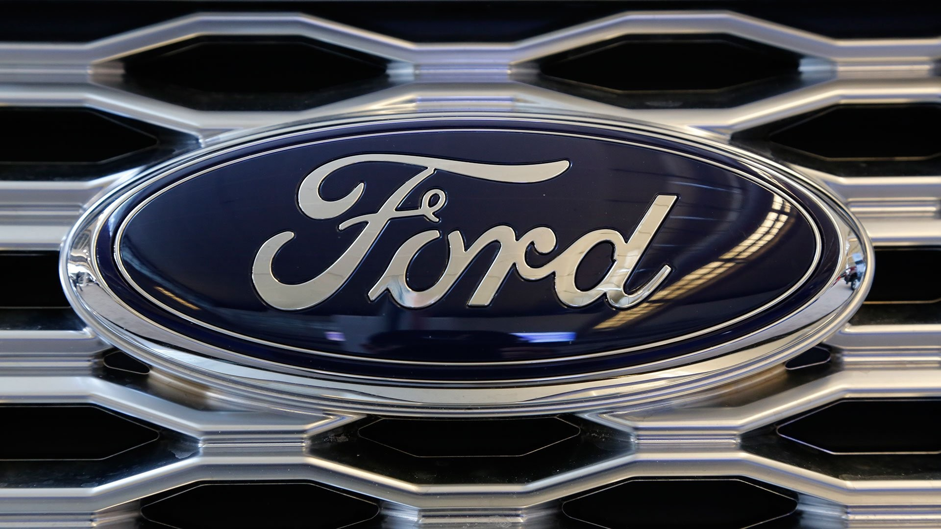 Ford Logo Wallpaper 183 ①