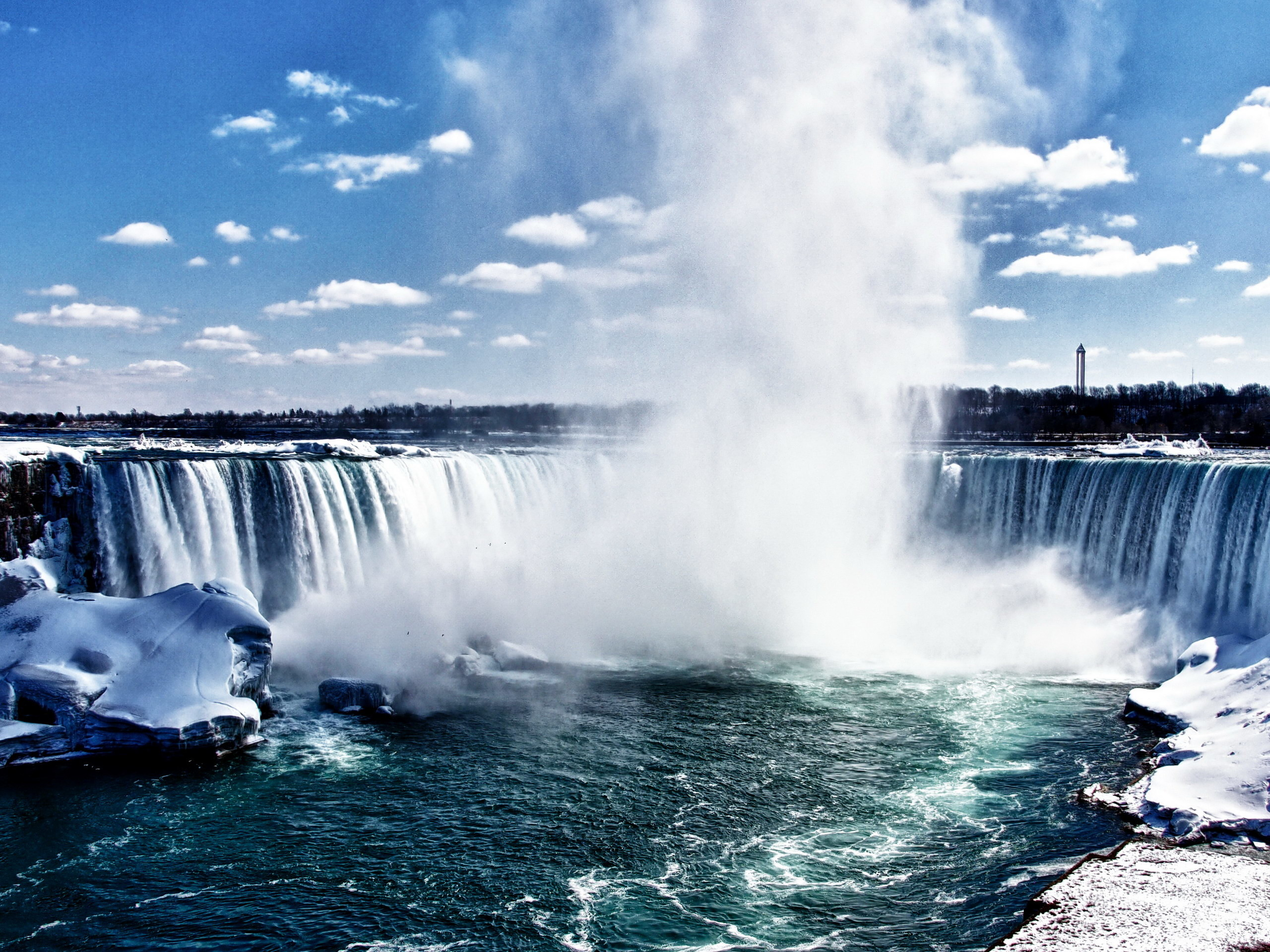 ниагарский водопад из под воды фото болезни