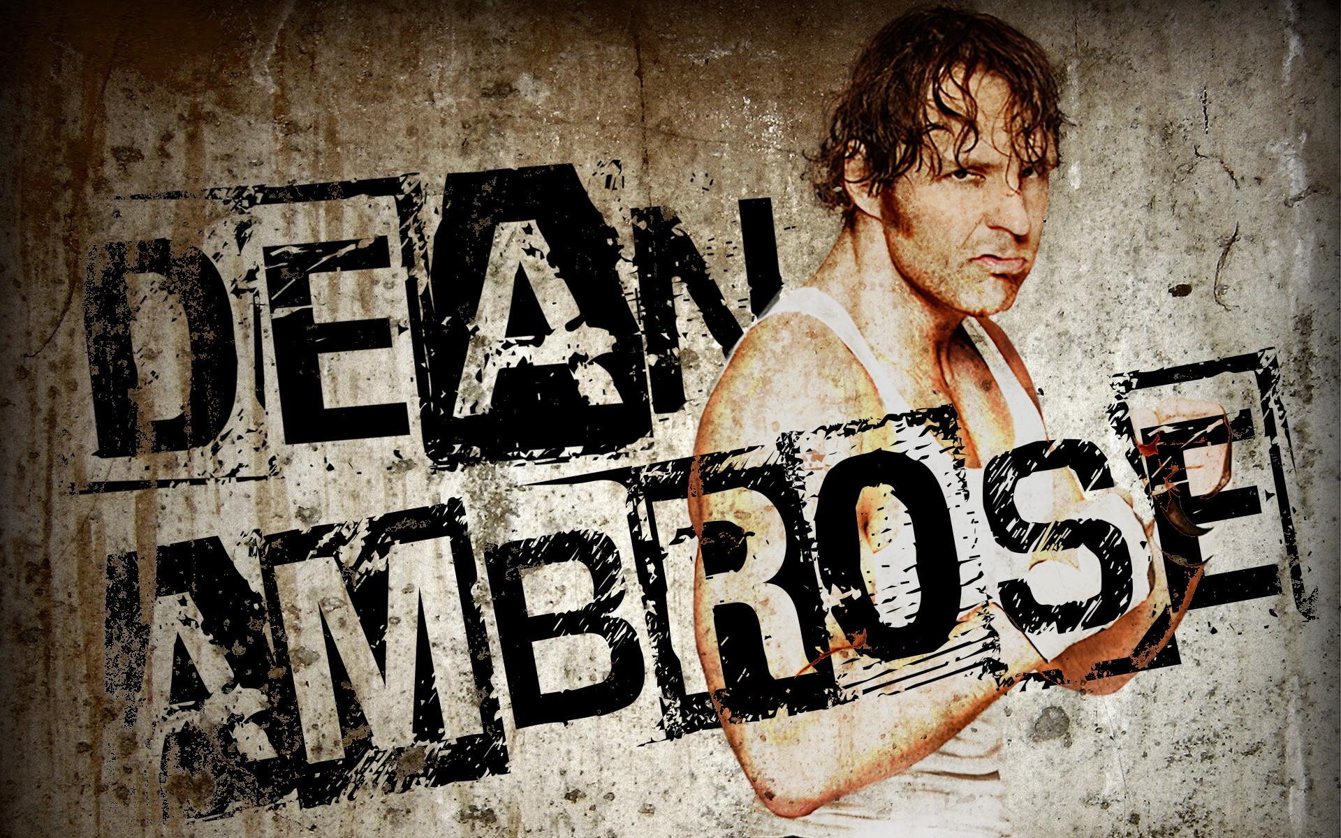 Wwe Dean Ambrose Wallpapers ①