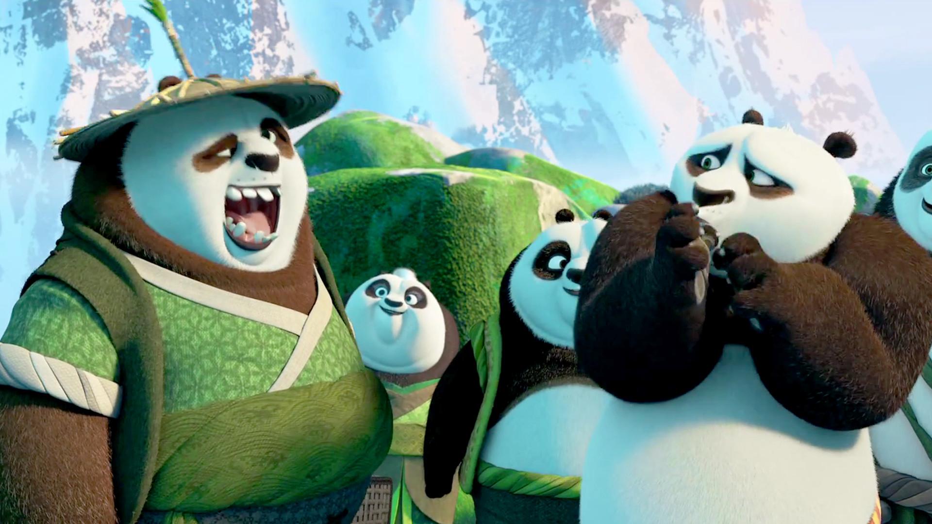 мной кунг фу панда картинки высокого качества насыщенный зеленый цвет