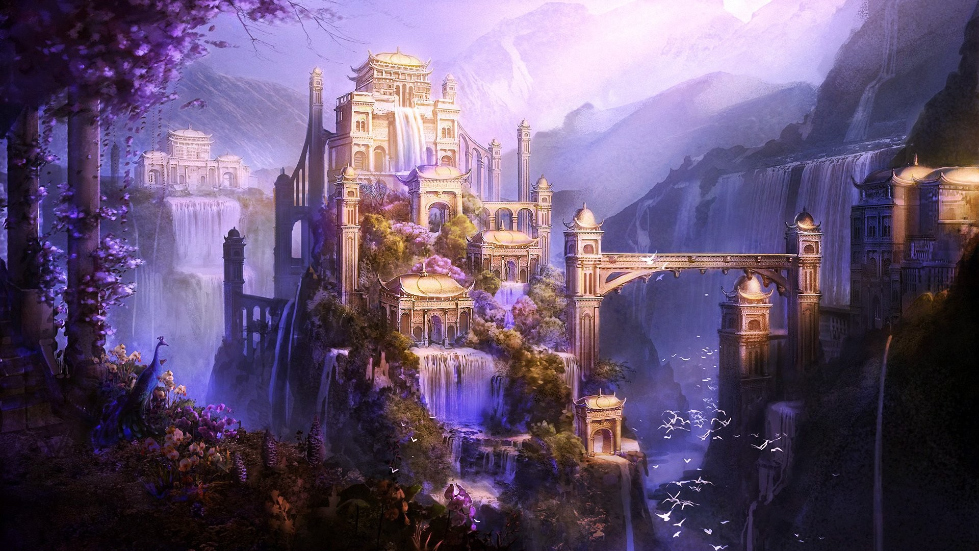 Fantasy Castle Wallpaper 1 Download Free Awesome Wallpapers For