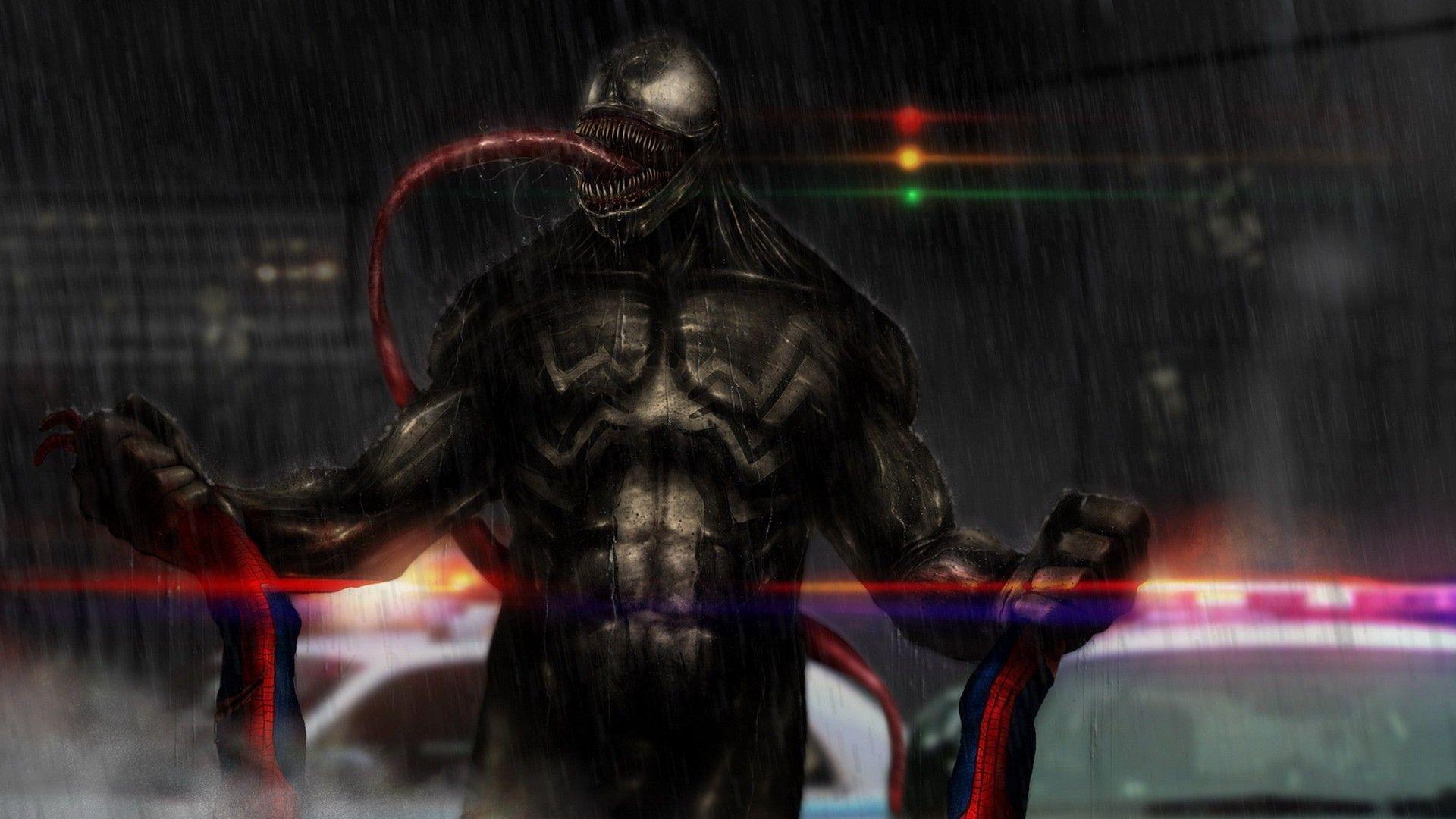 Venom Wallpaper