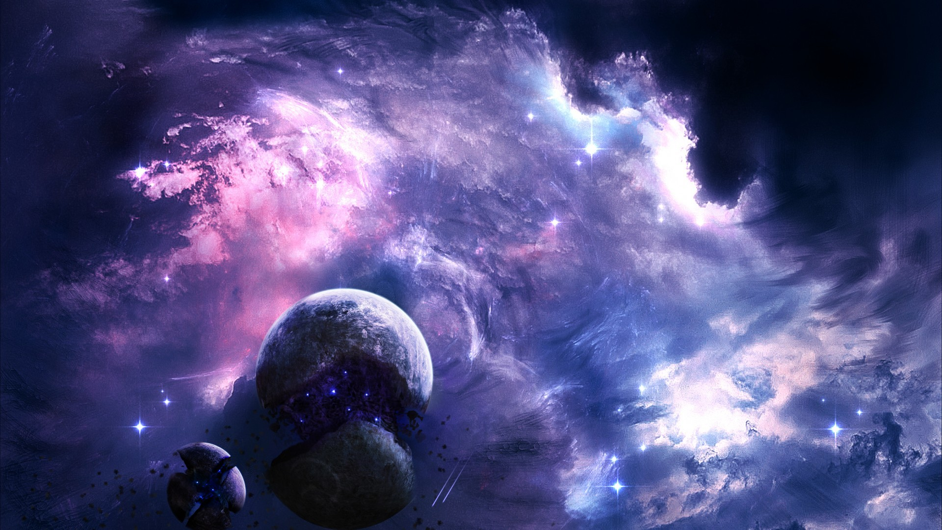 Cool space background wallpapers cool voltagebd Gallery