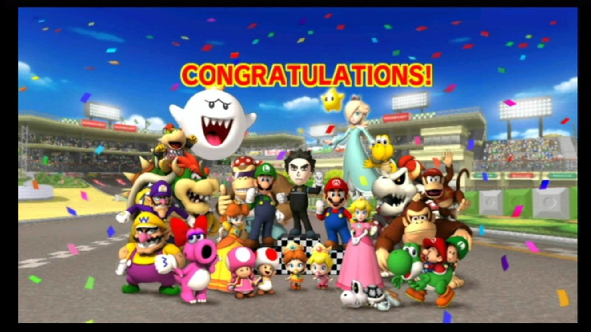 Mario Kart Wii Wallpaper ·① WallpaperTag
