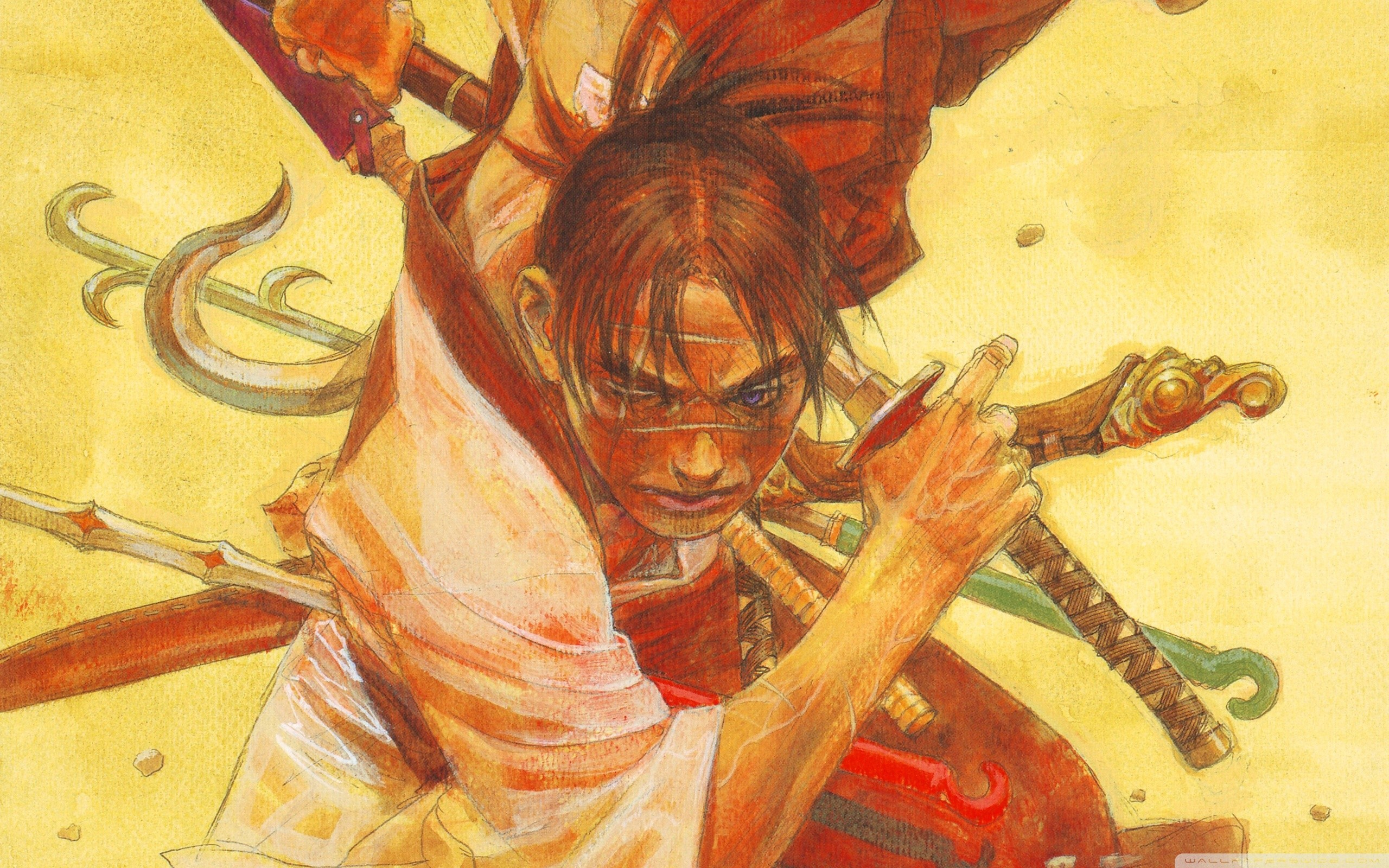 Blade Of The Immortal Wallpaper Wallpapertag