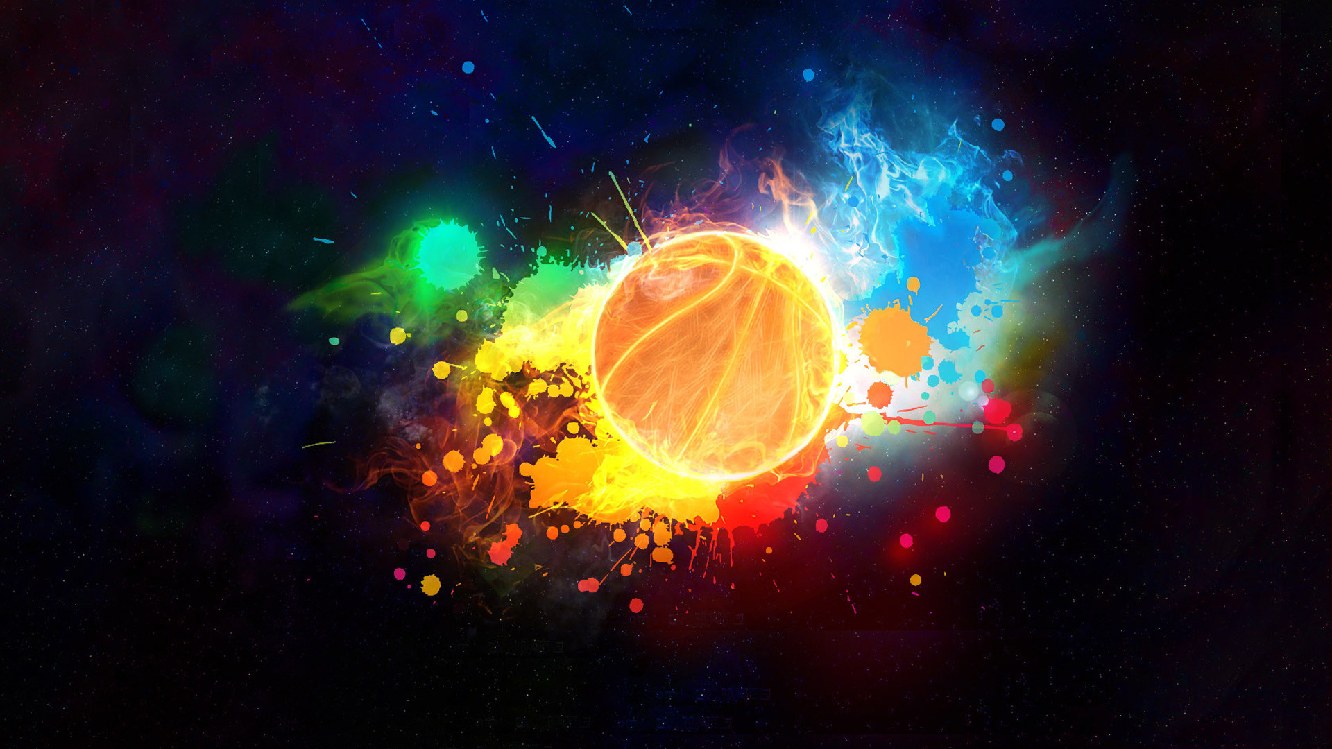 HD Basketball Wallpaper ·①