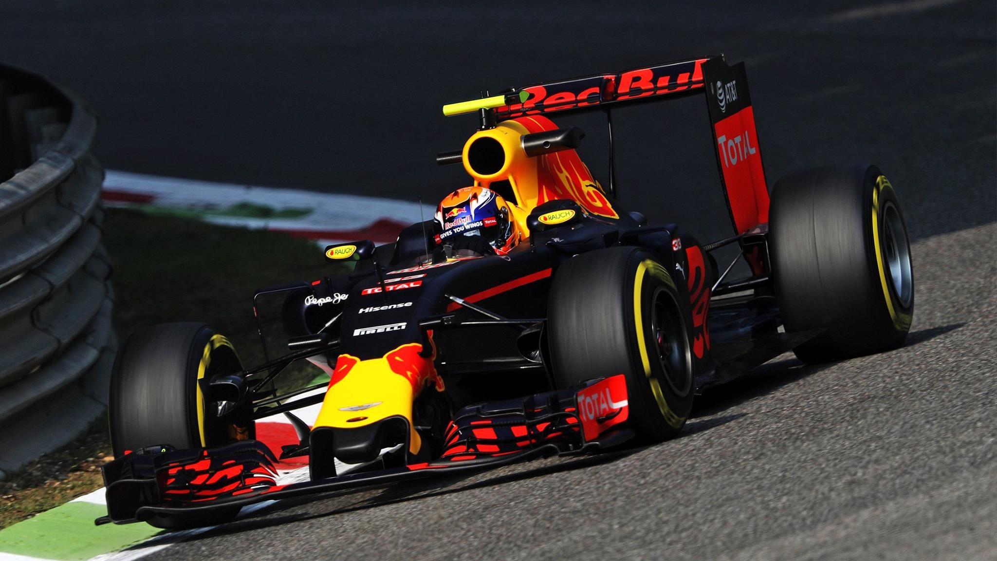 Red Bull F1 Wallpaper ①