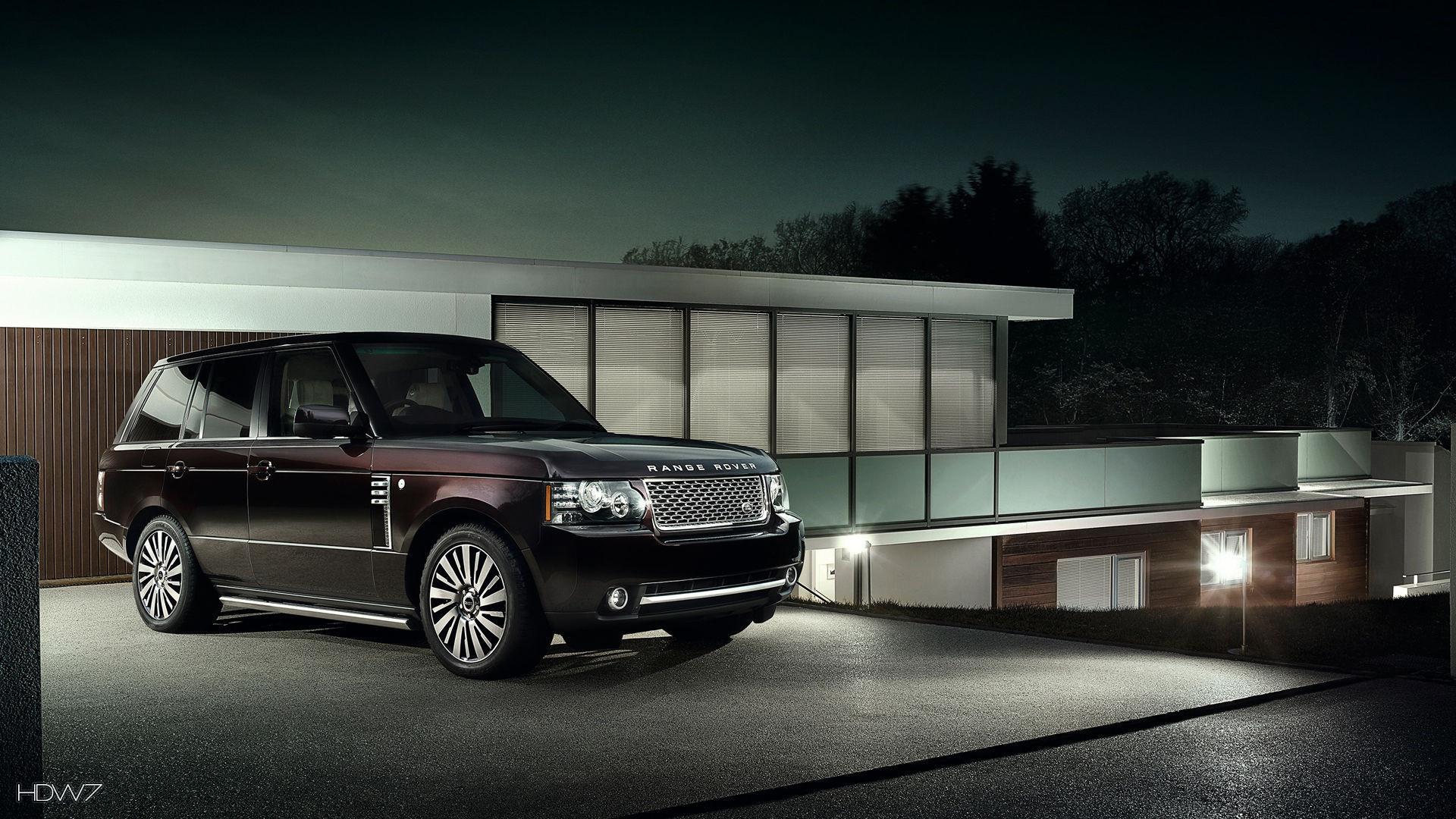 Range Rover Sport Wallpapers Wallpaper