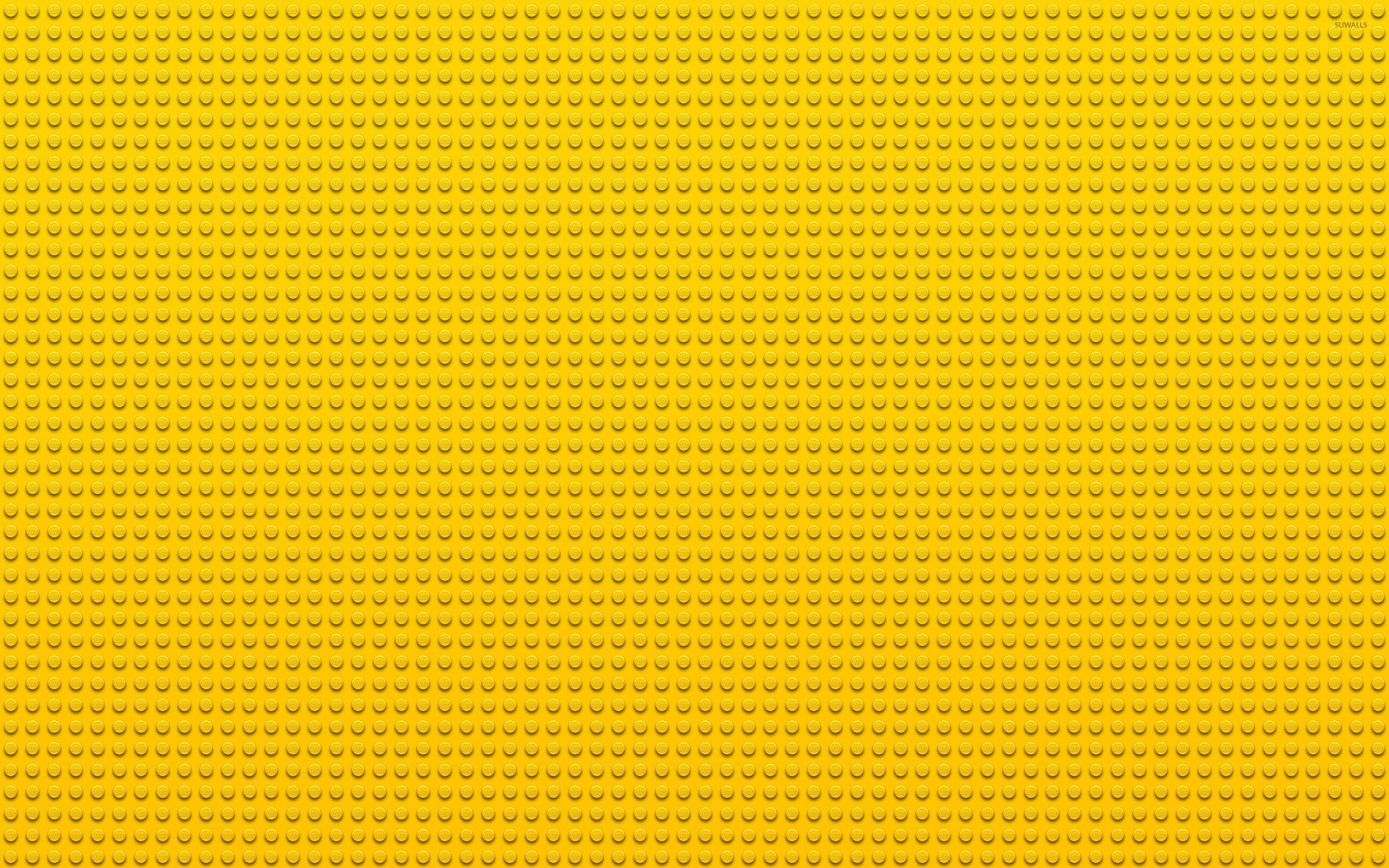 2560x1600 yellow lego wallpaper