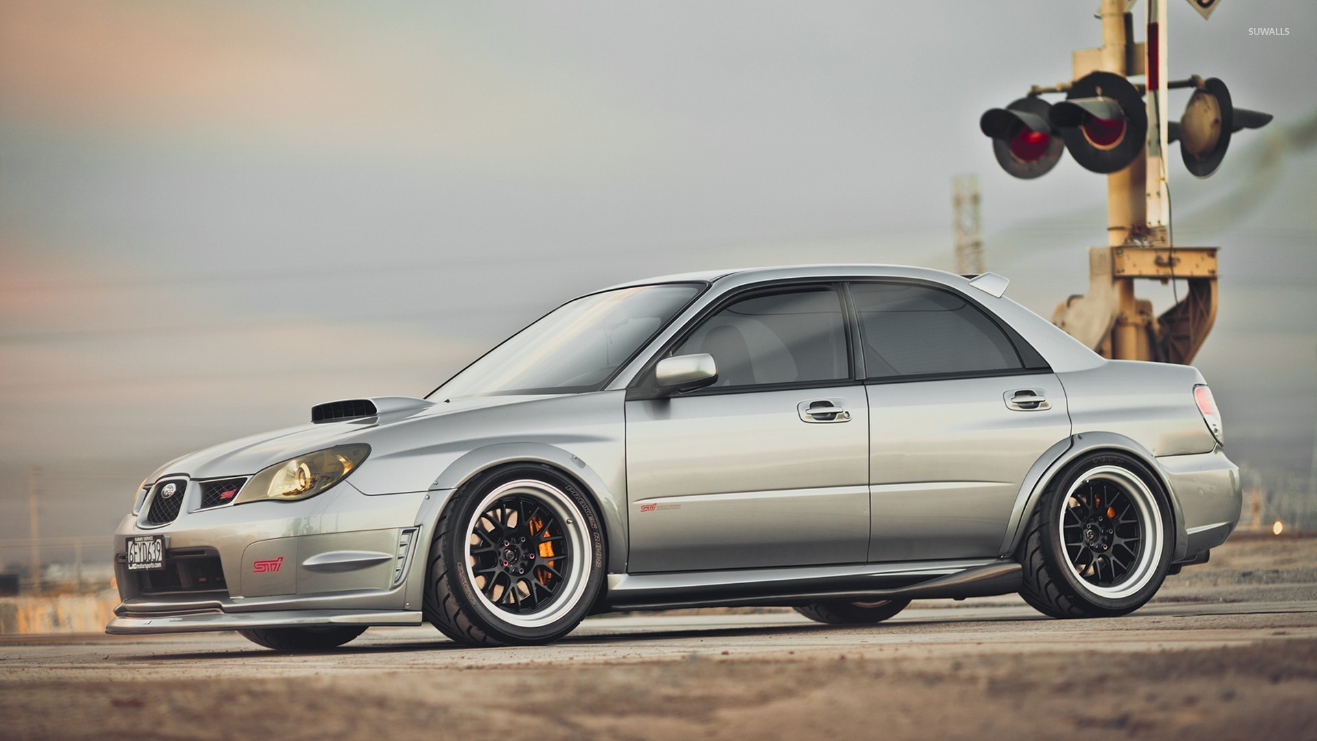 subaru impreza wrx sti wallpaper. Black Bedroom Furniture Sets. Home Design Ideas